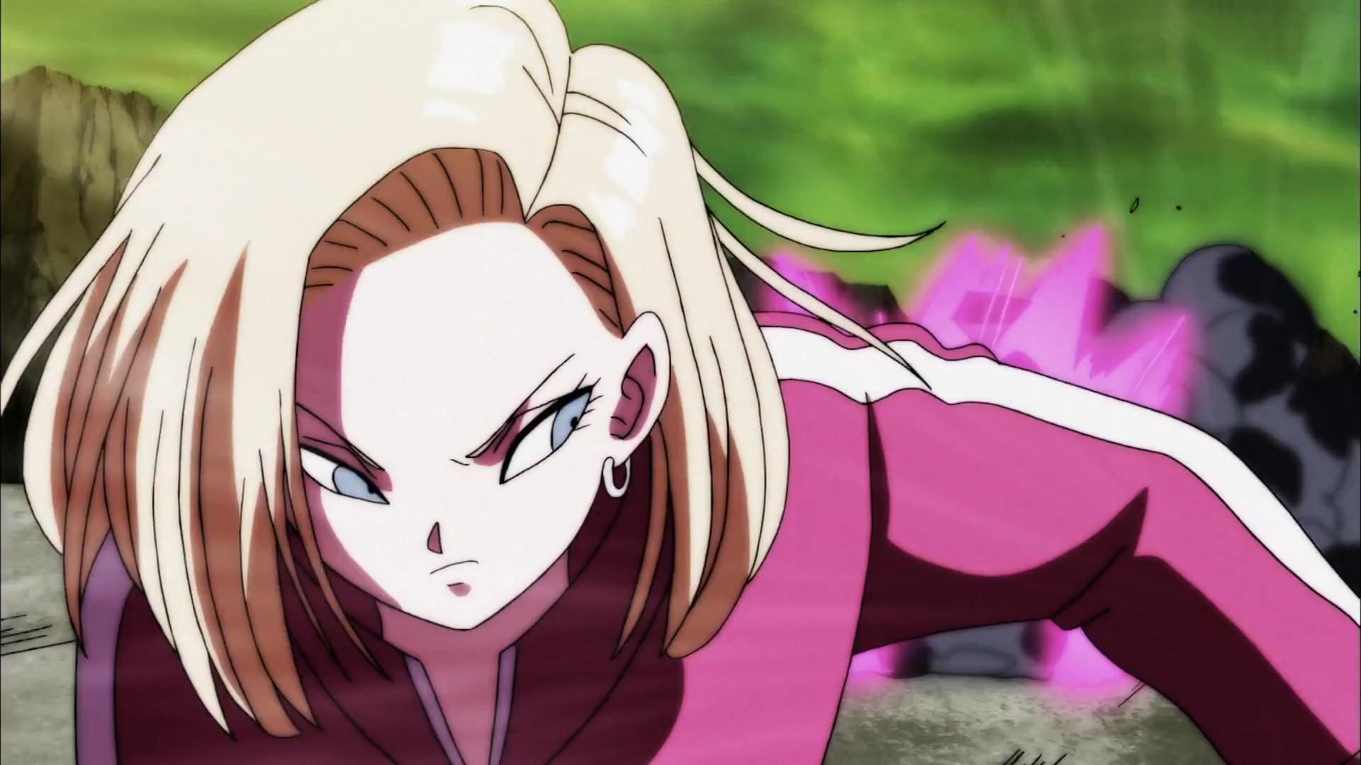 Dbz Android 18 1920x1080 Wallpapers Wallpaper Cave