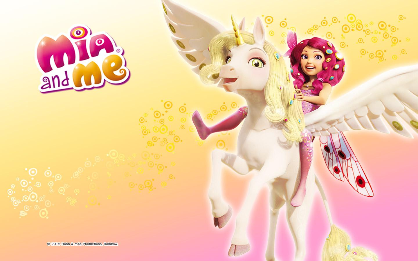 mia and me wallpapers  wallpaper cave
