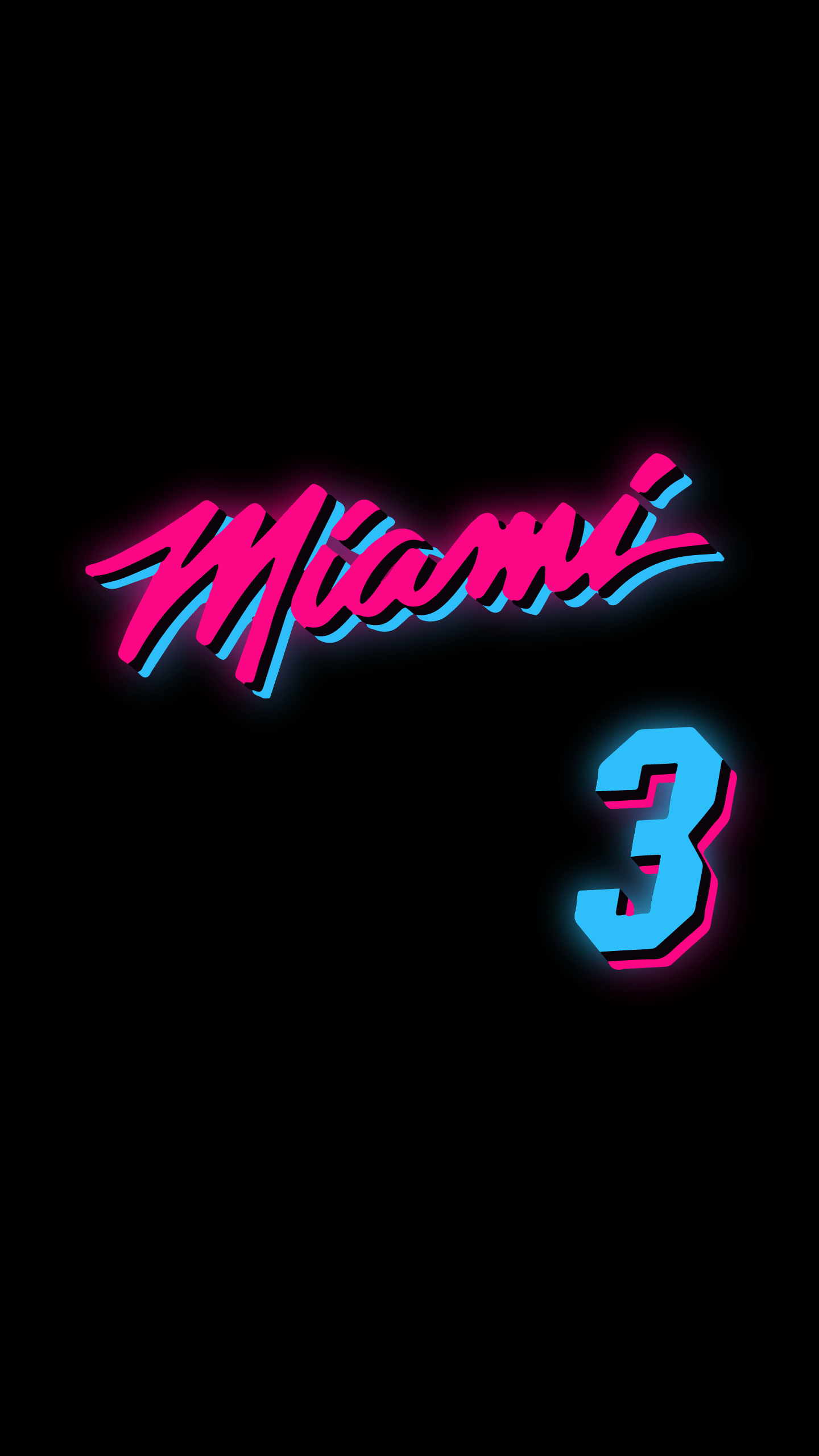 Miami Heat Vice Wallpapers Wallpaper Cave