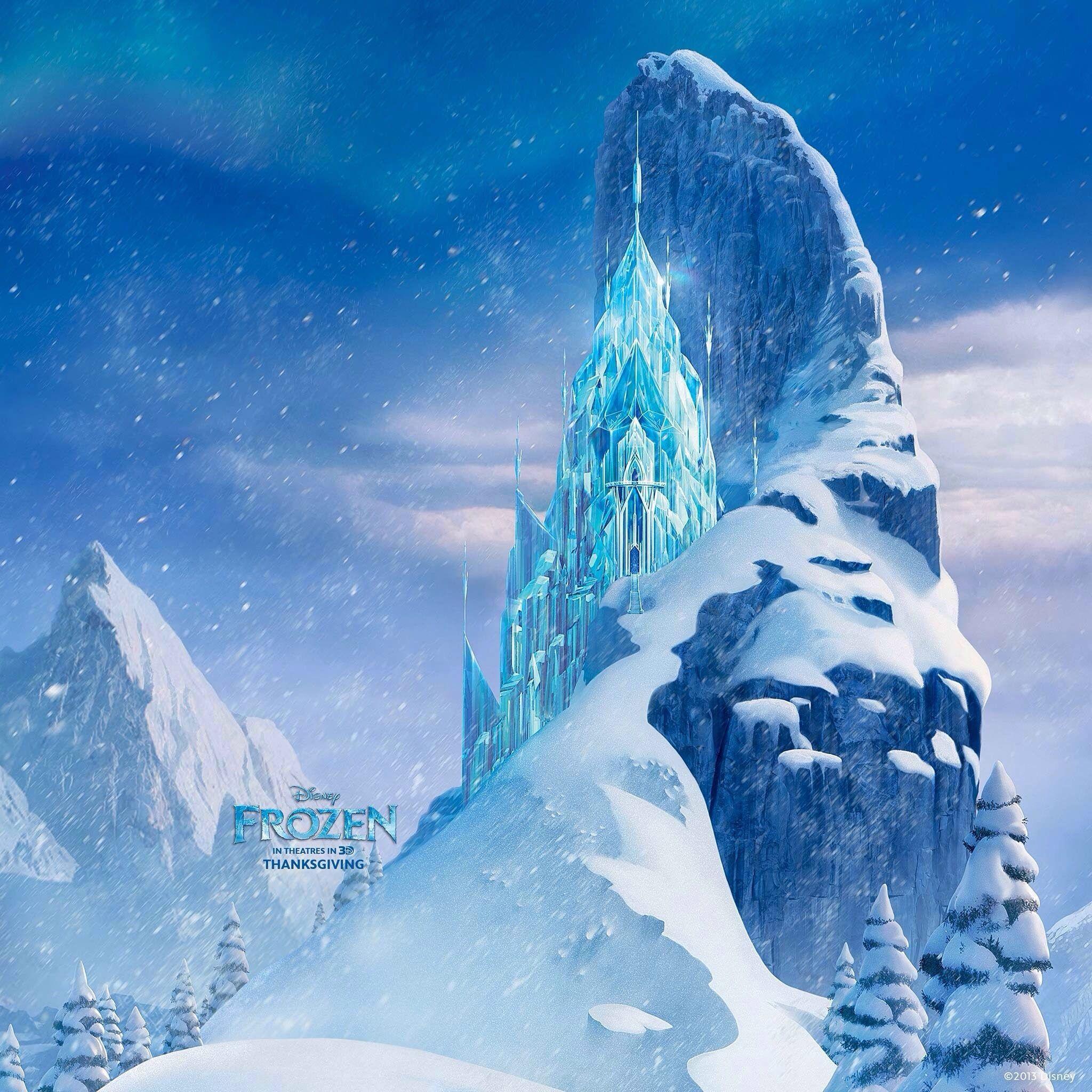Frozen Iceberg Wallpapers