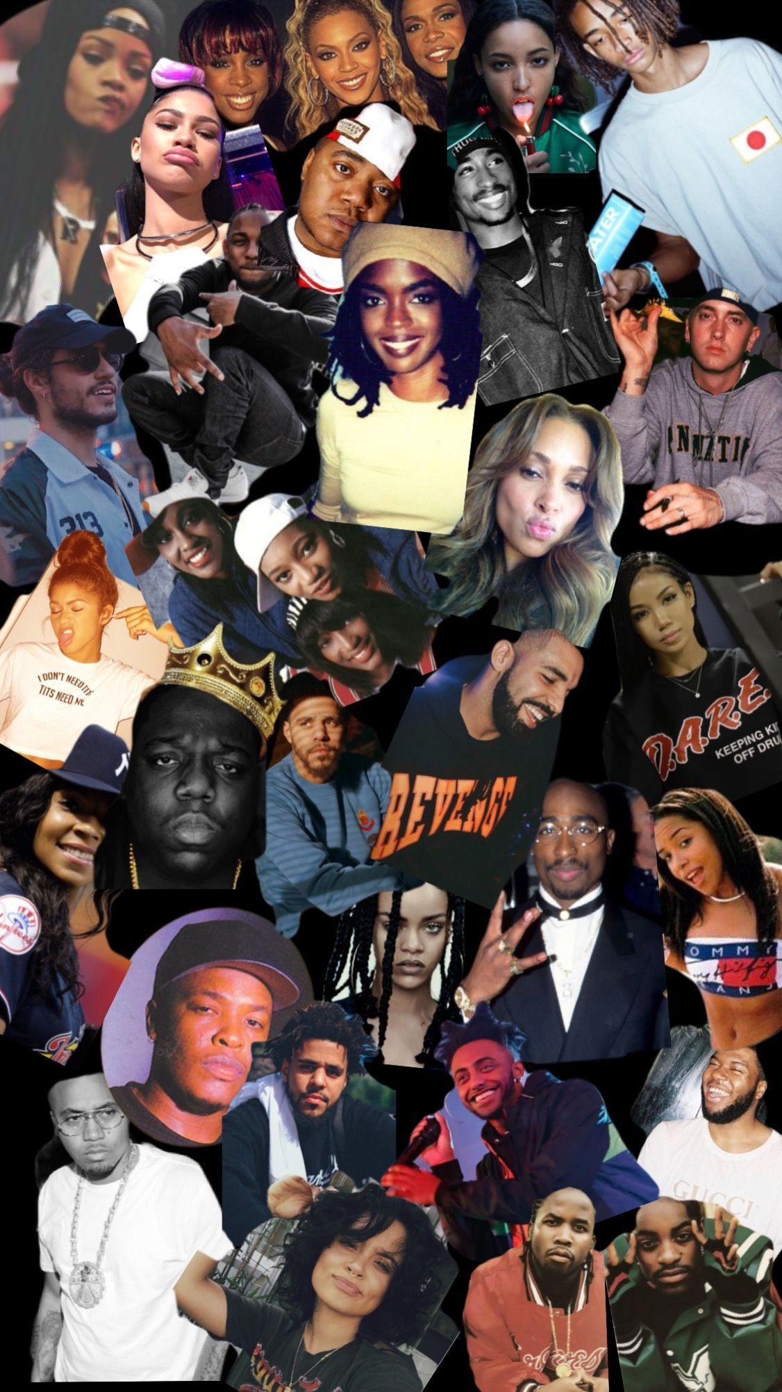 Cool Aesthetic Of Rapper Wallpapers Wallpaper Cave