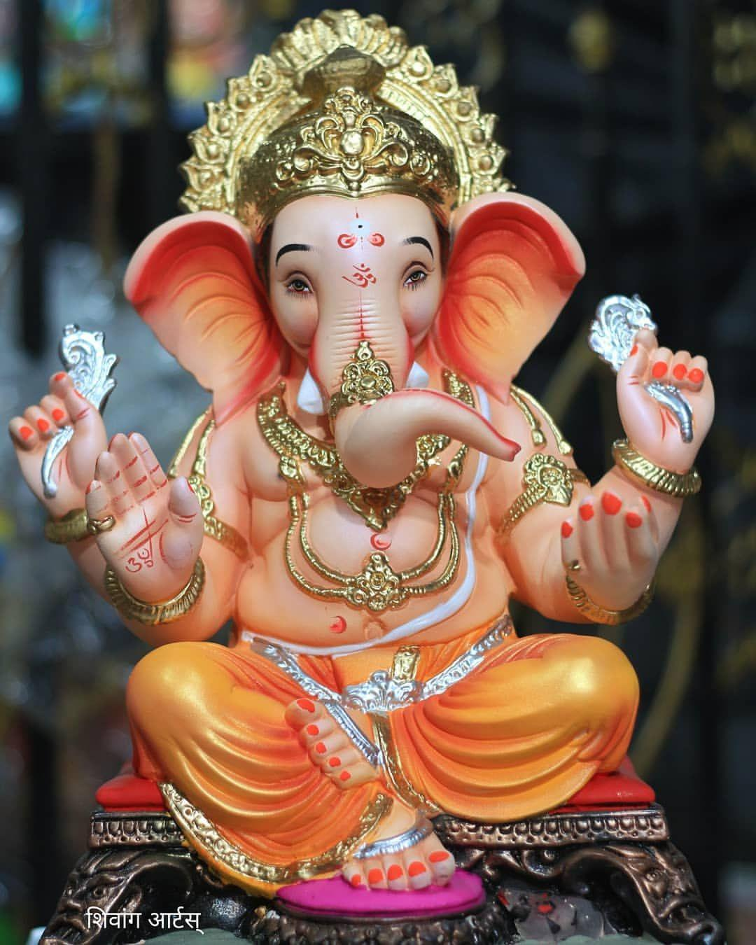 Little Lord Ganesha Wallpapers Wallpaper Cave
