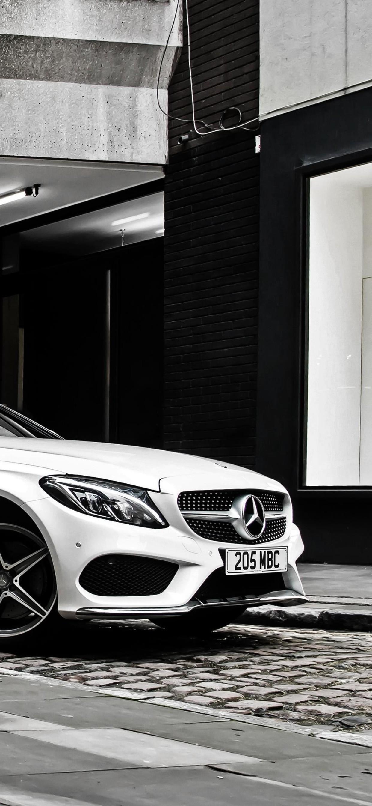 Mercedes Benz Car iPhone Wallpapers   Wallpaper Cave