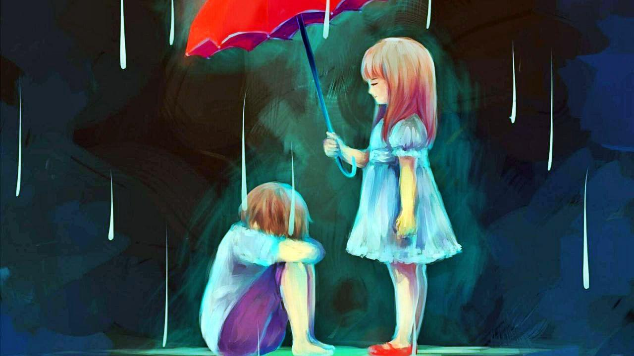 Anime Couple Breakup Wallpapers Wallpaper Cave