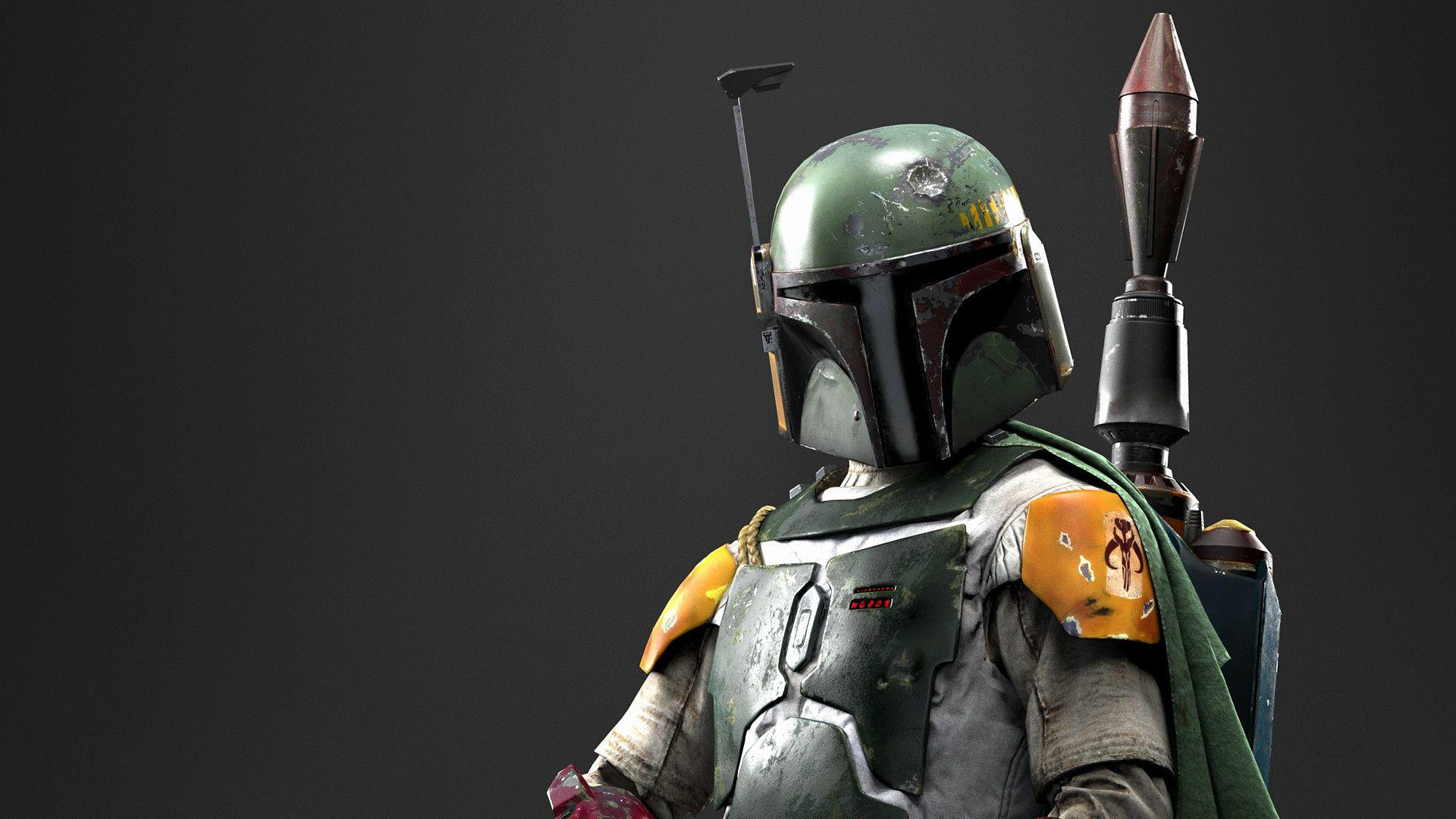 Boba Fett Hd Wallpapers Wallpaper Cave