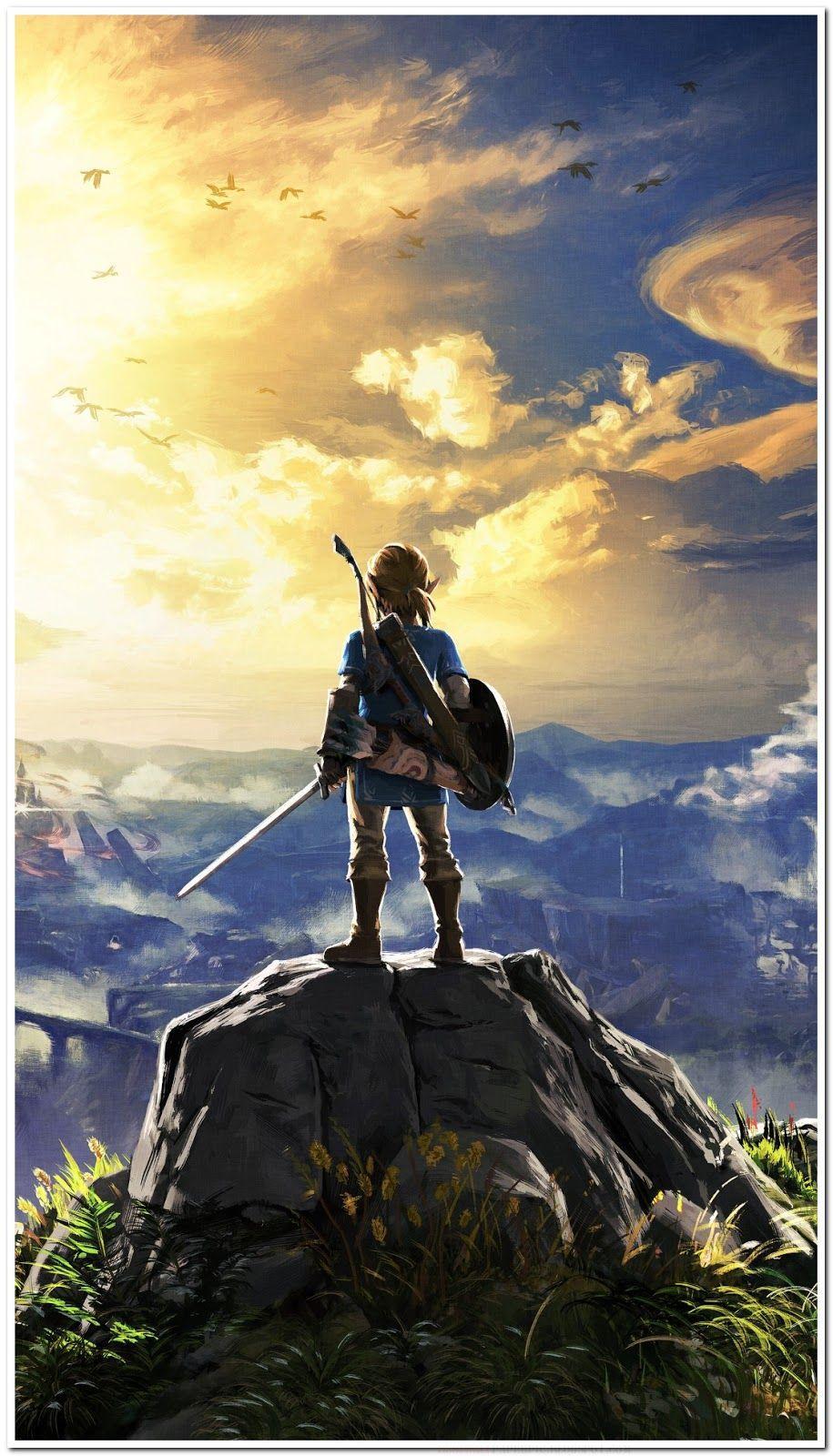 Zelda Botw iPhone Hd Wallpapers - Wallpaper Cave