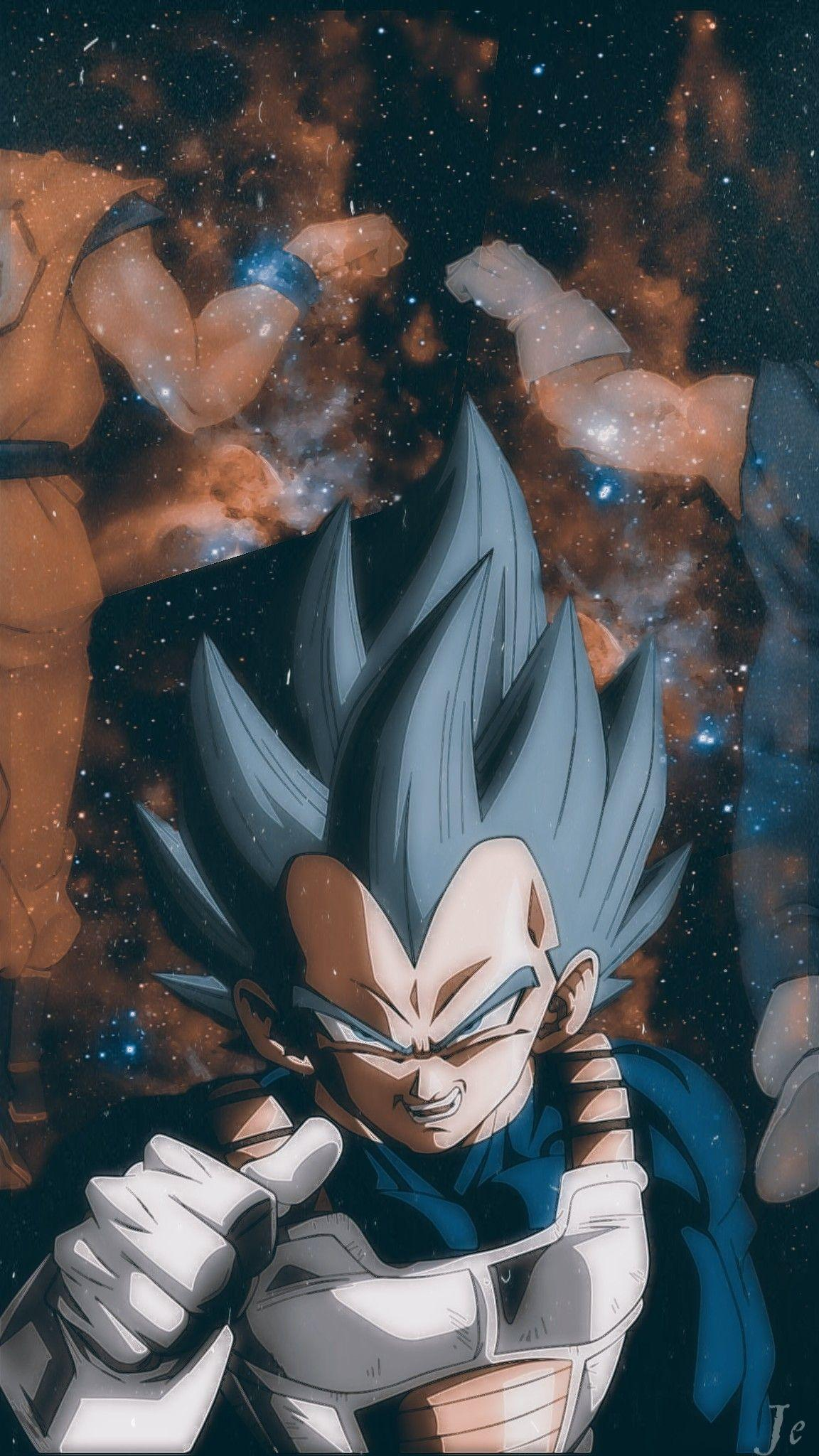 Vegeta Hd Phone Wallpapers Wallpaper Cave