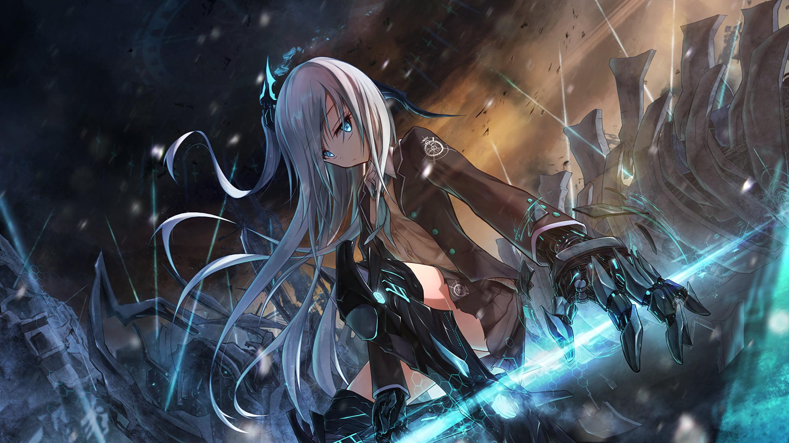 Cyborg Anime Wallpapers - Wallpaper Cave