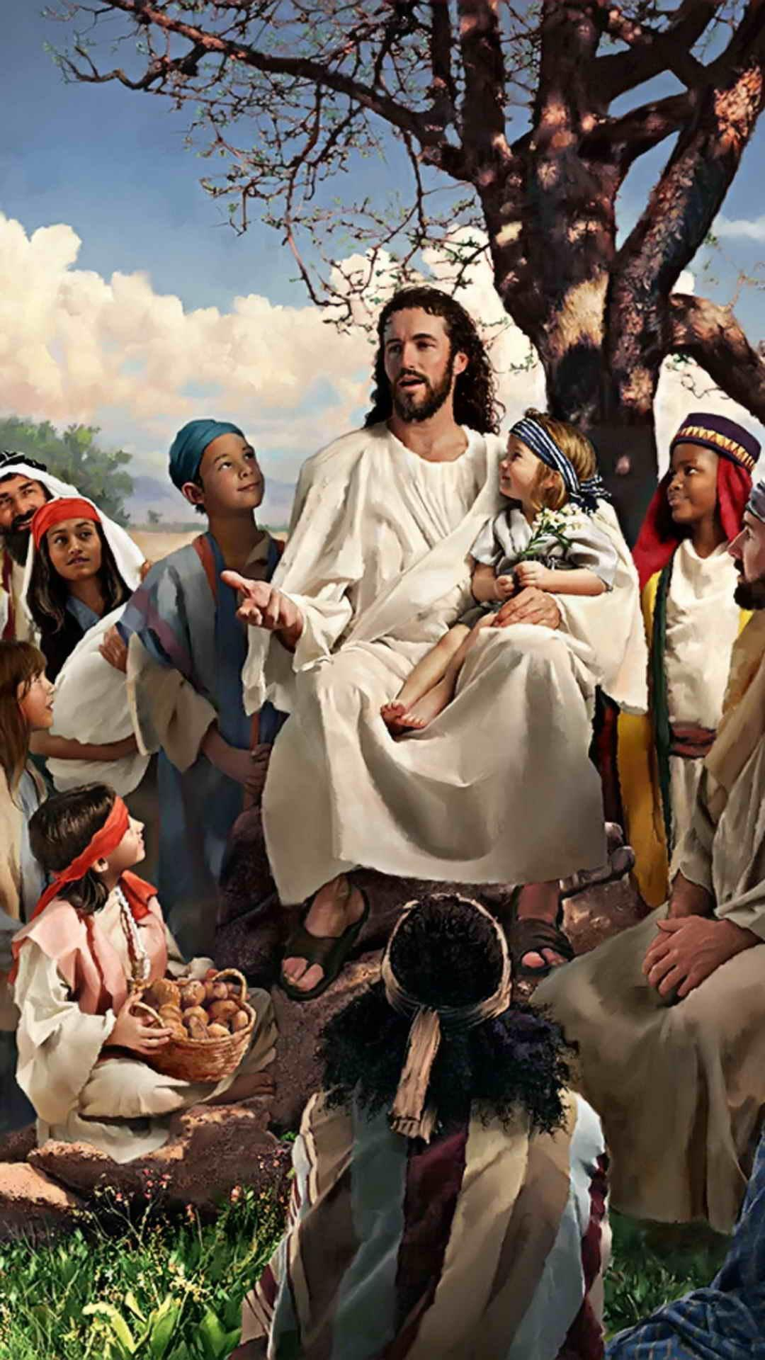 Jesus Christ Hd Android Wallpapers - Wallpaper Cave