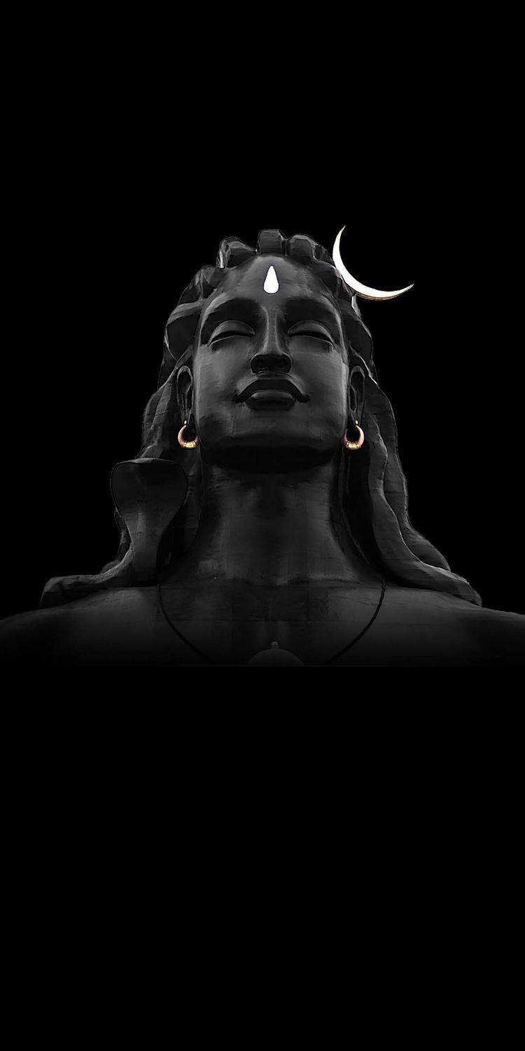 Lord Shiva Dark Wallpapers Wallpaper Cave