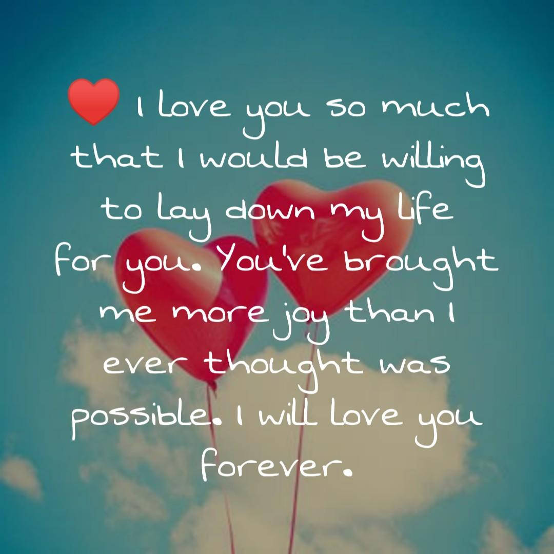 I Love You Hd Wallpapers Wallpaper Cave