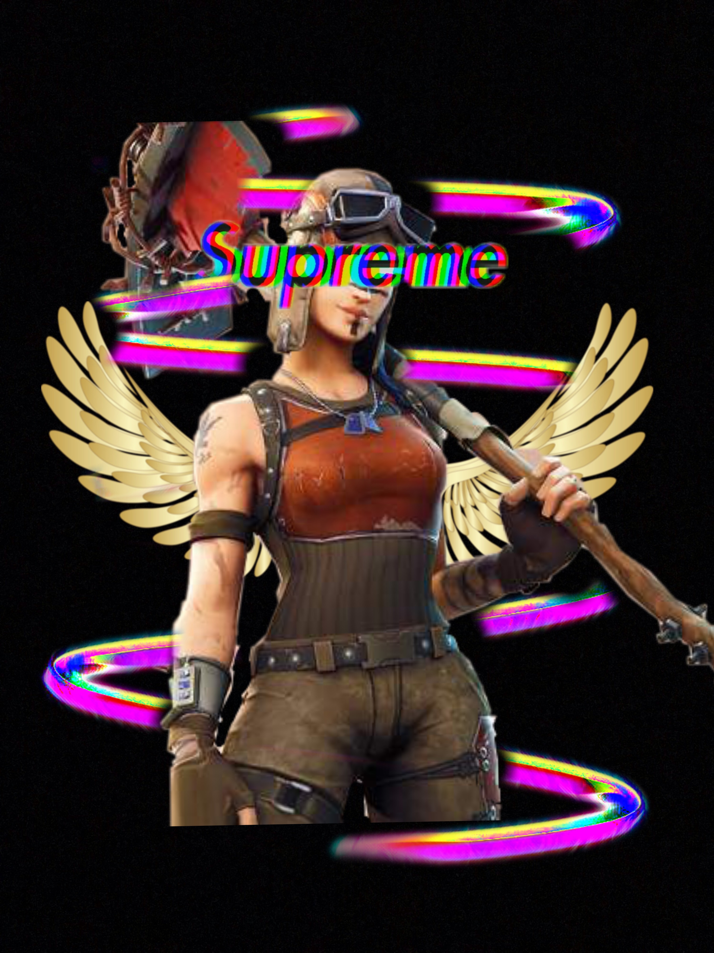 Supreme Renegade Raider Wallpapers Wallpaper Cave