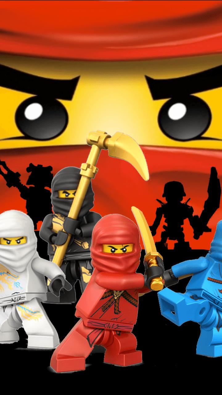 Lego Ninjago Phone Wallpapers Wallpaper Cave