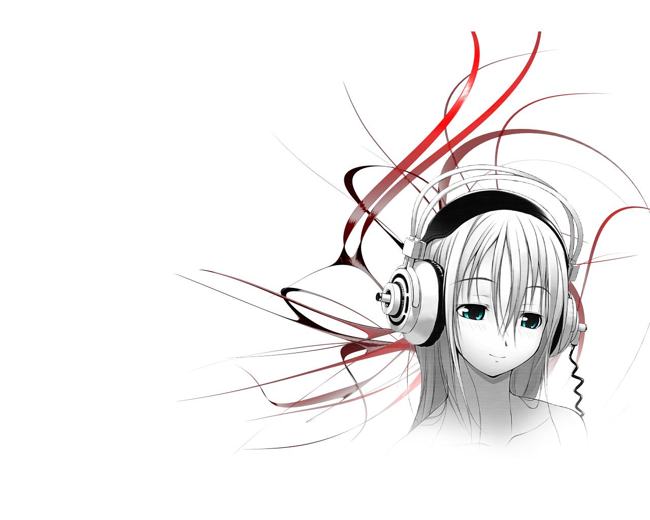 3d Wallpaper Anime Music gambar ke 15