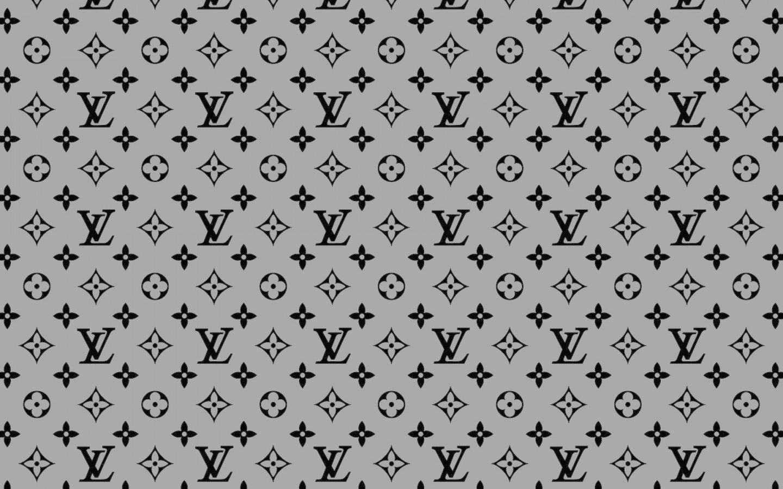 Black And Grey Louis Vuitton Desktop Wallpapers Wallpaper Cave