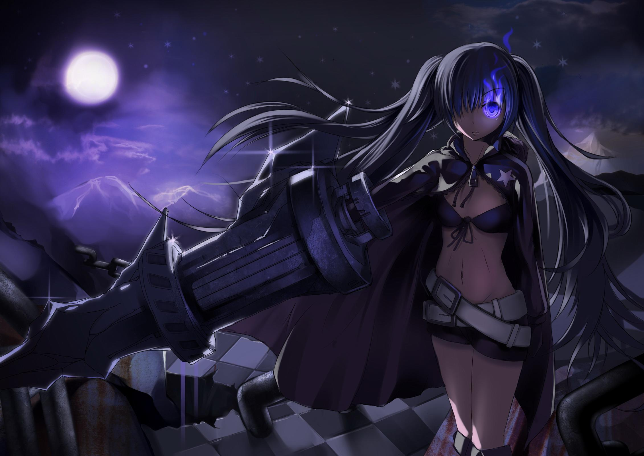 Insane 3d Anime Wallpapers - Wallpaper Cave