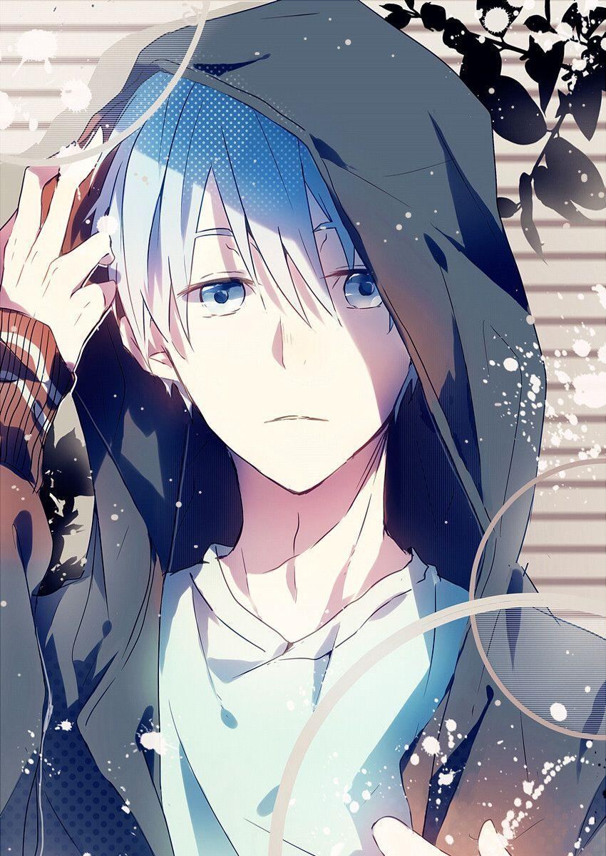 Handsome Anime Boy Wallpapers - Wallpaper Cave