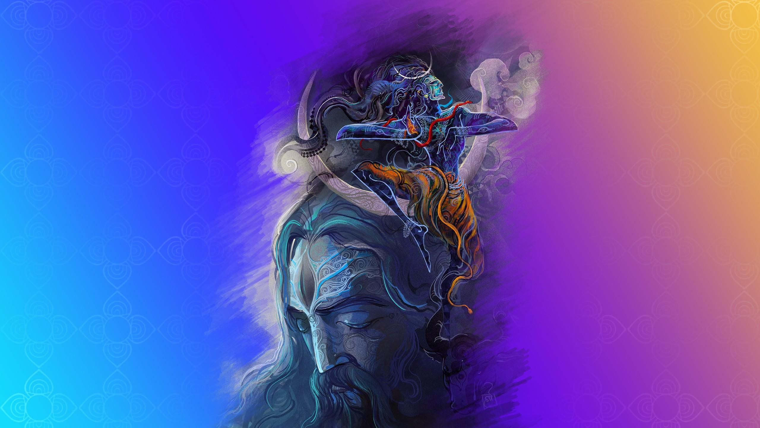 Lord Shiva Amoled 4k Wallpapers Wallpaper Cave