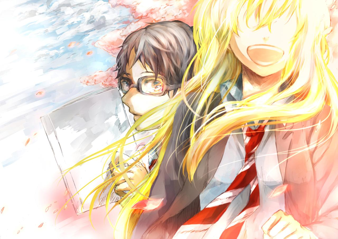 Your Lie In April Anime Wallpapers Wallpaper Cave