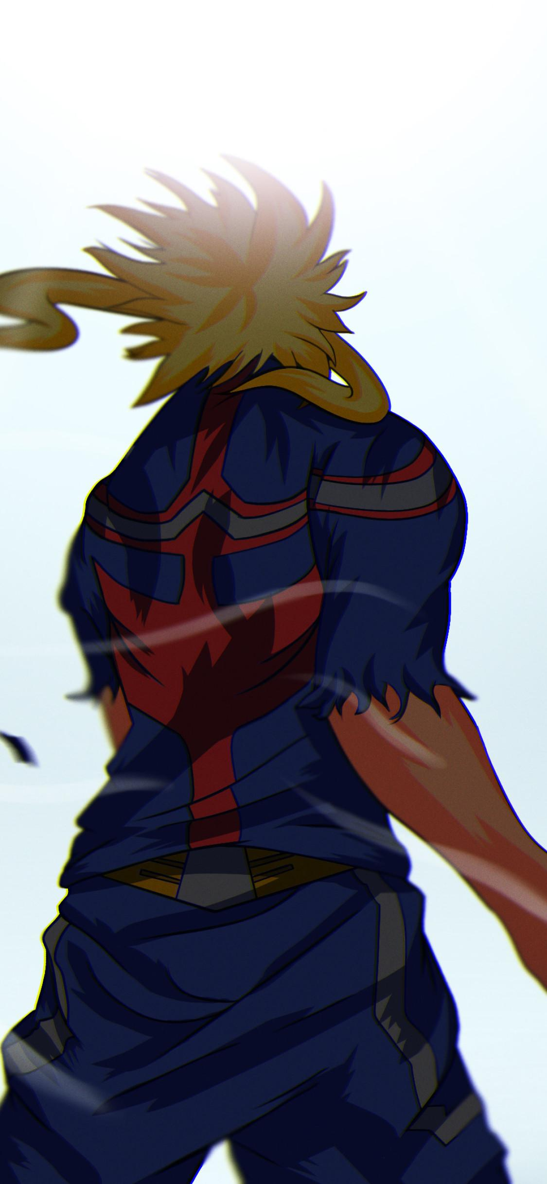 Boku No Hero Academia All Characters iPhone Wallpapers ...