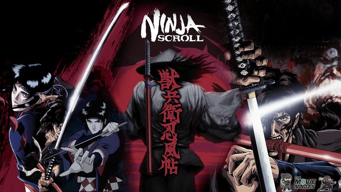 The Storyline of Ninja Scroll