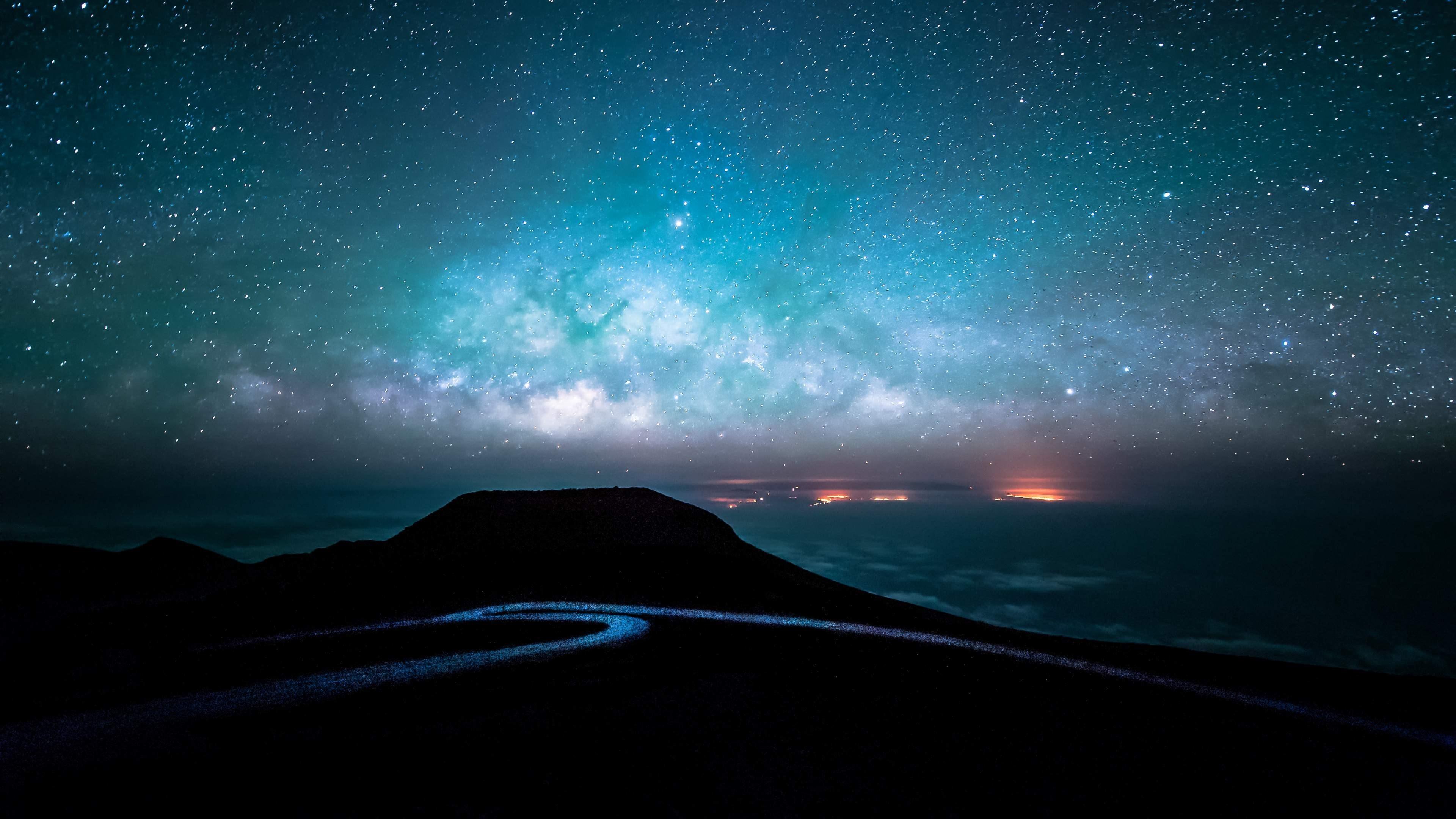 Night Sky 4k Wallpapers - Wallpaper Cave