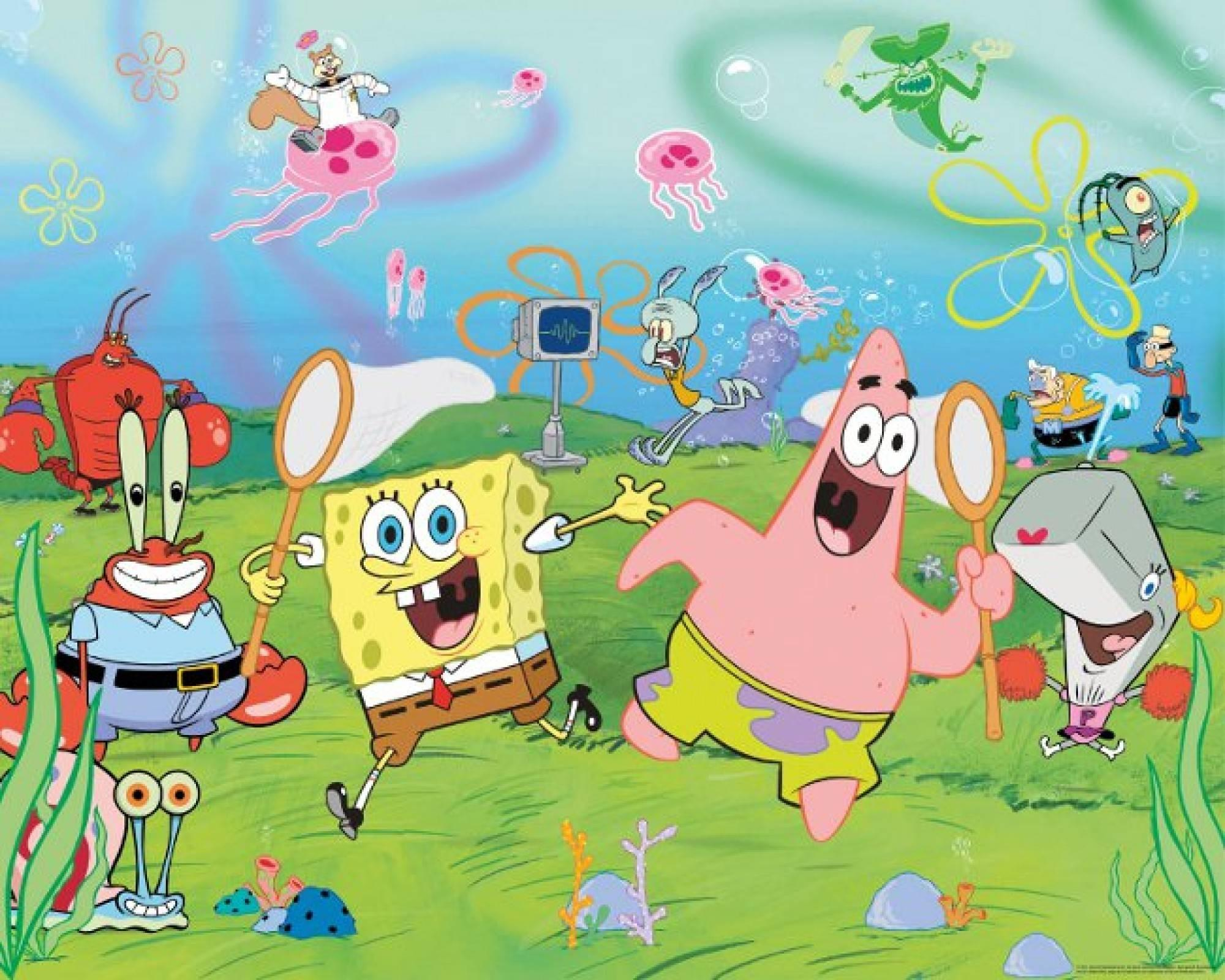 Spongebob Desktop Backgrounds free download