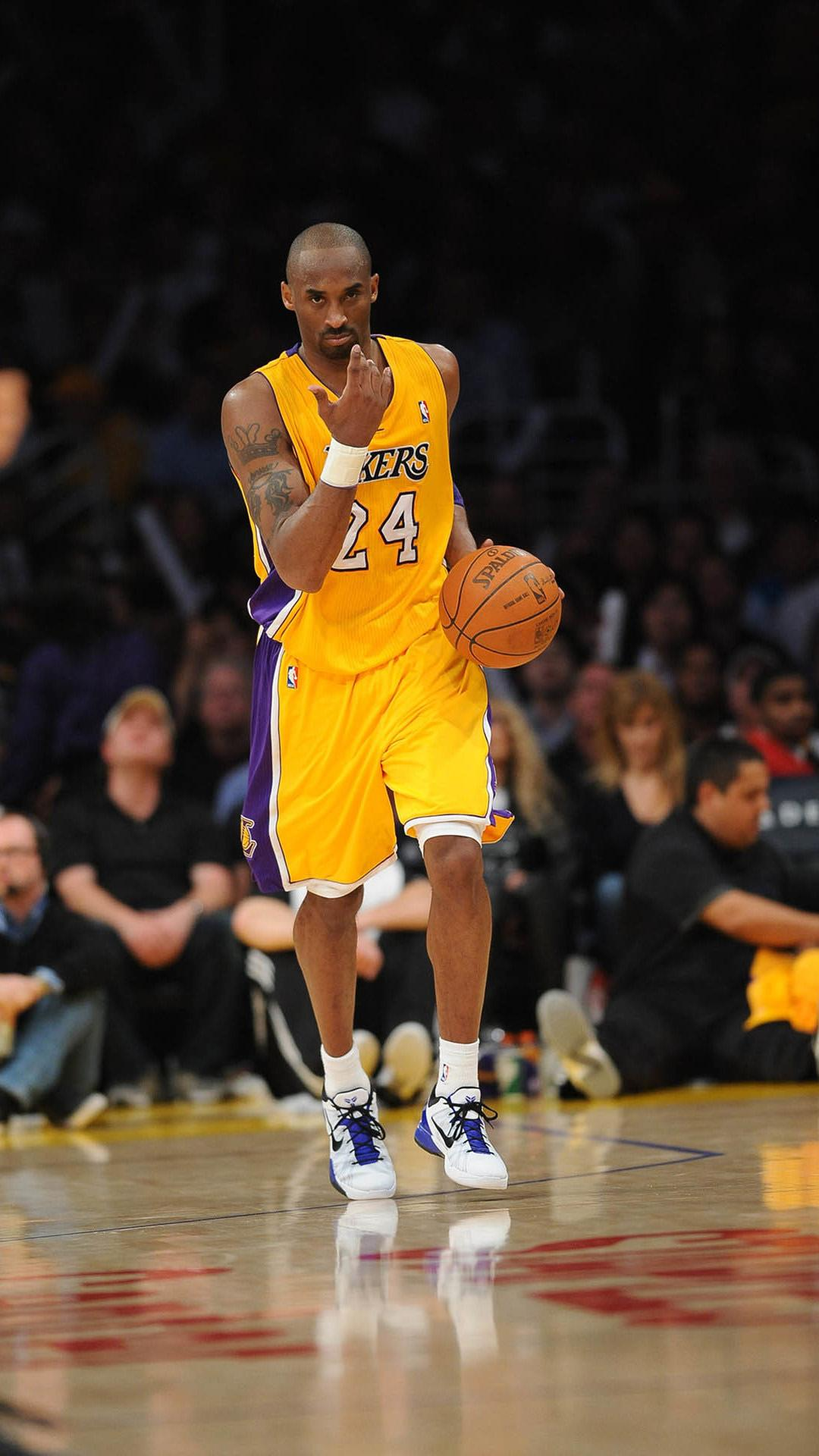Kobe Bryant 1080x1920 Wallpapers Wallpaper Cave