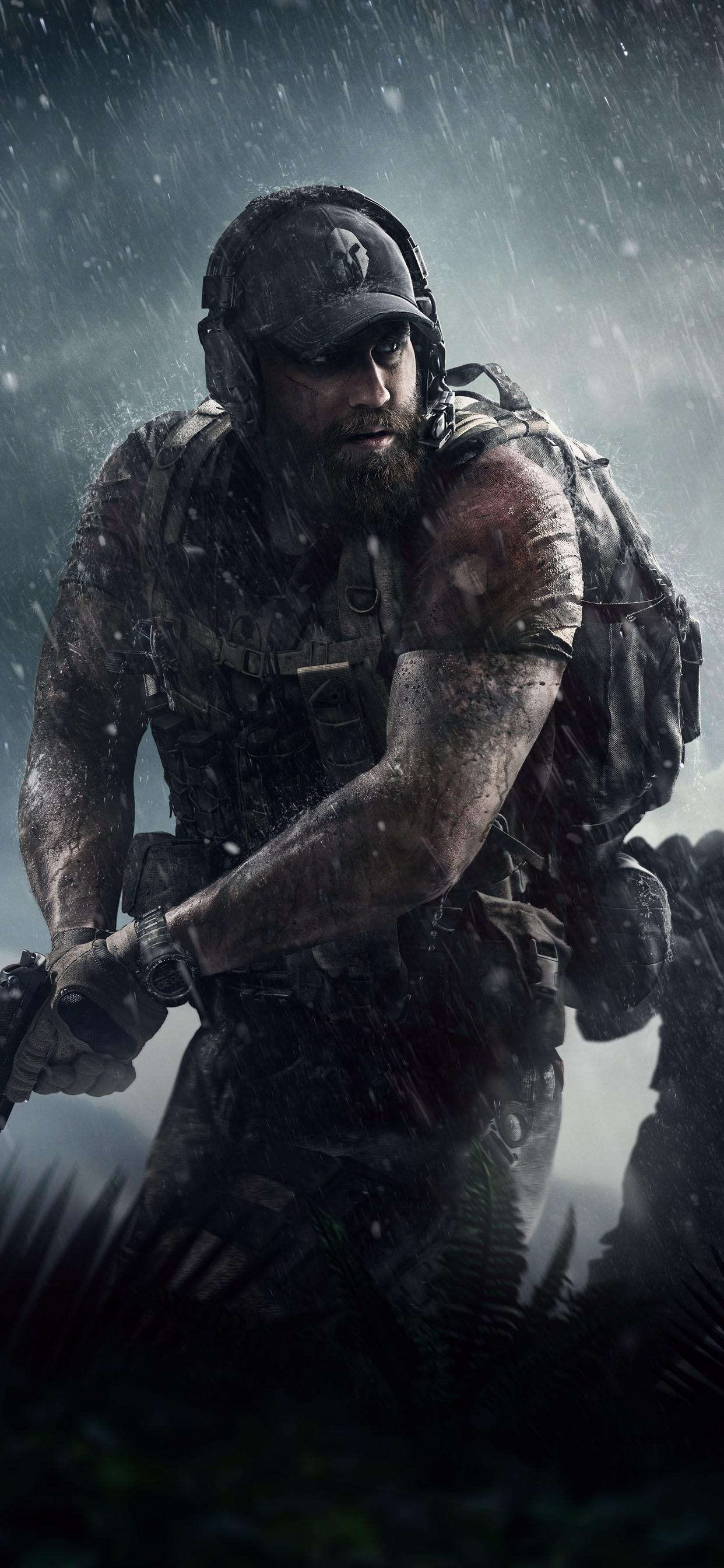 Ghost Recon Breakpoint Iphone Wallpapers Wallpaper Cave
