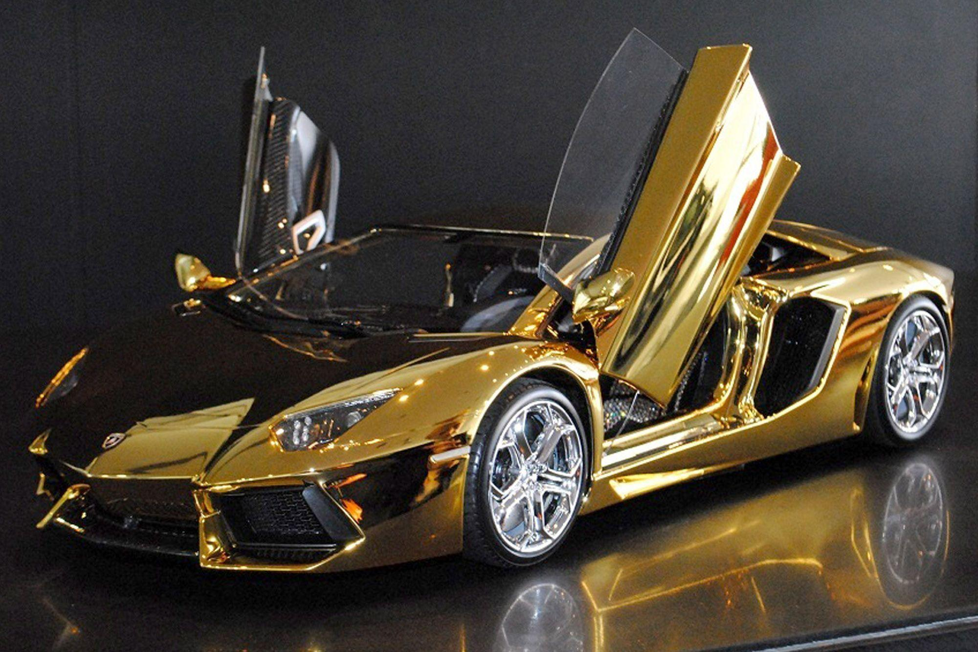 Black And Gold Cars Wallpapers Wallpaper Cave