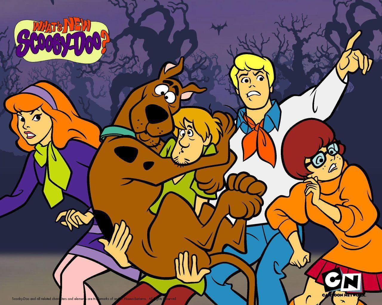 Scooby Doo Movie 4k Desktop Wallpapers - Wallpaper Cave