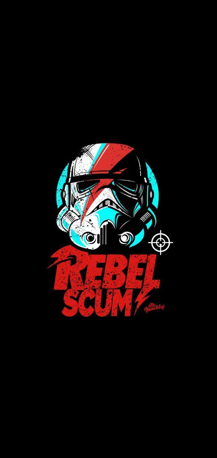 Star Wars Rebel Phone Wallpapers Wallpaper Cave