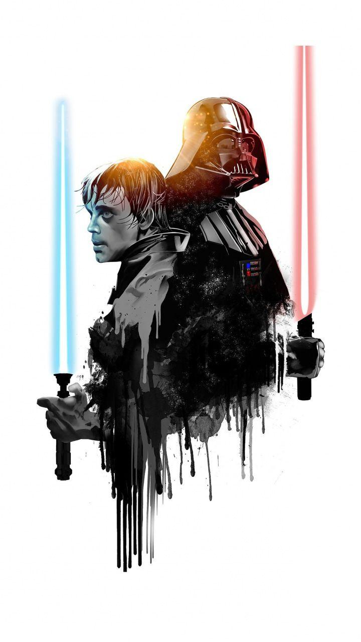 Star Wars Luke Phone Wallpapers Wallpaper Cave