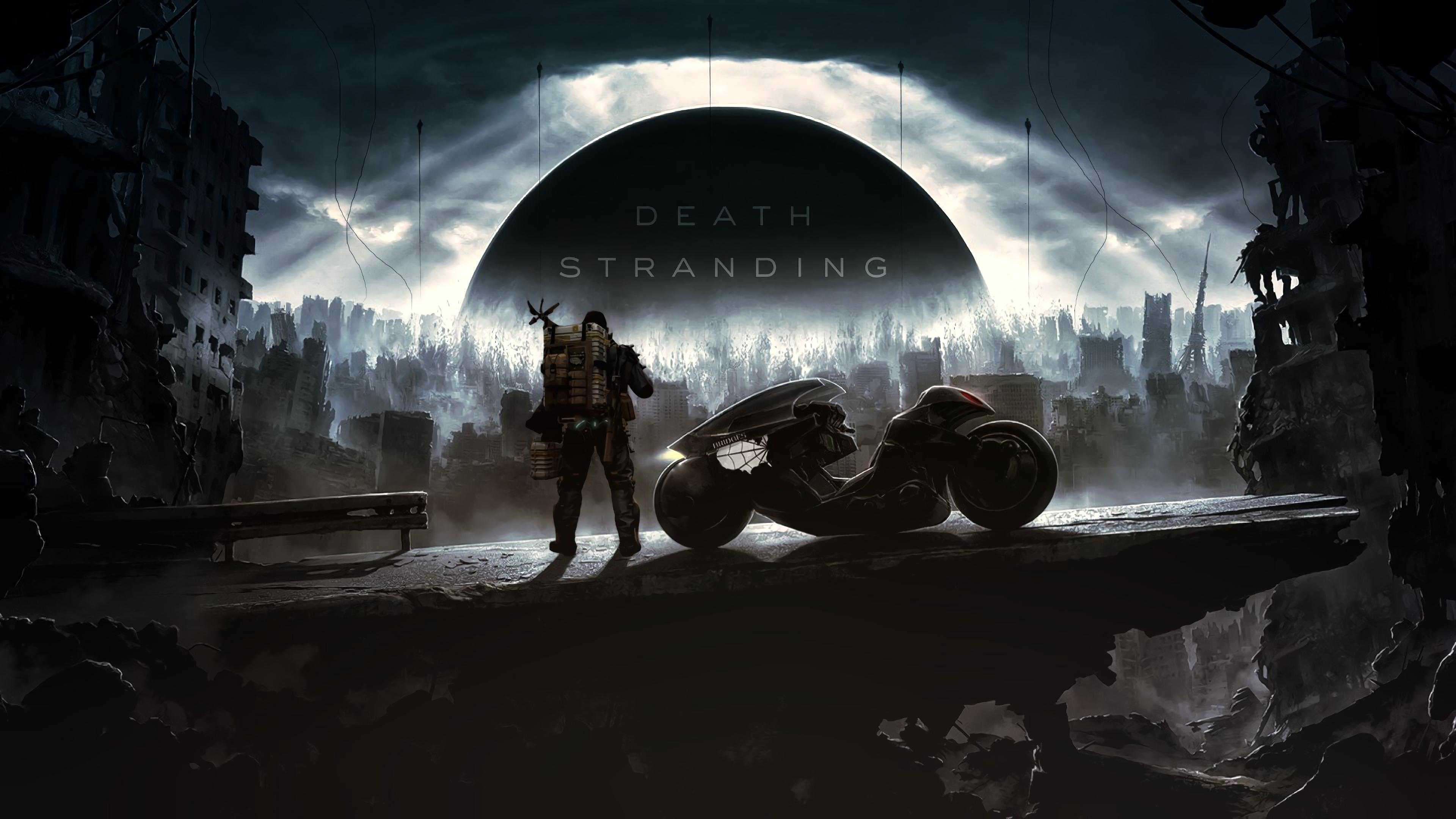 Death Stranding Desktop Wallpapers - Wallpaper Cave