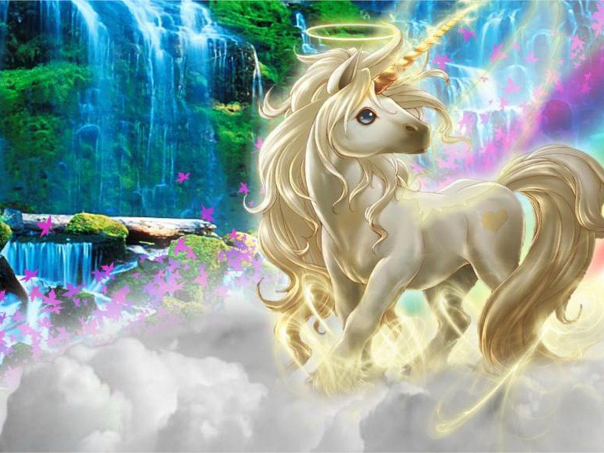 3d Unicorn Wallpapers Wallpaper Cave