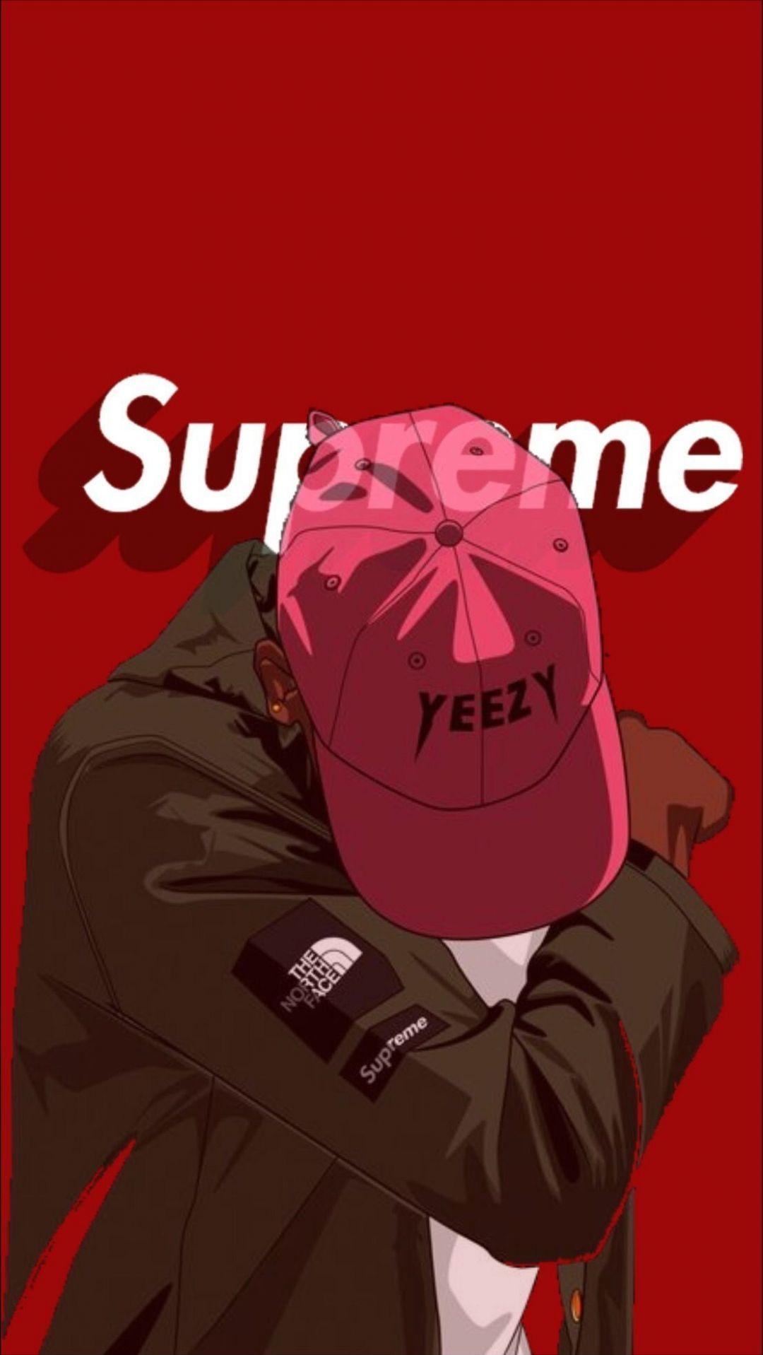 Cool Supreme Anime Wallpapers Wallpaper Cave