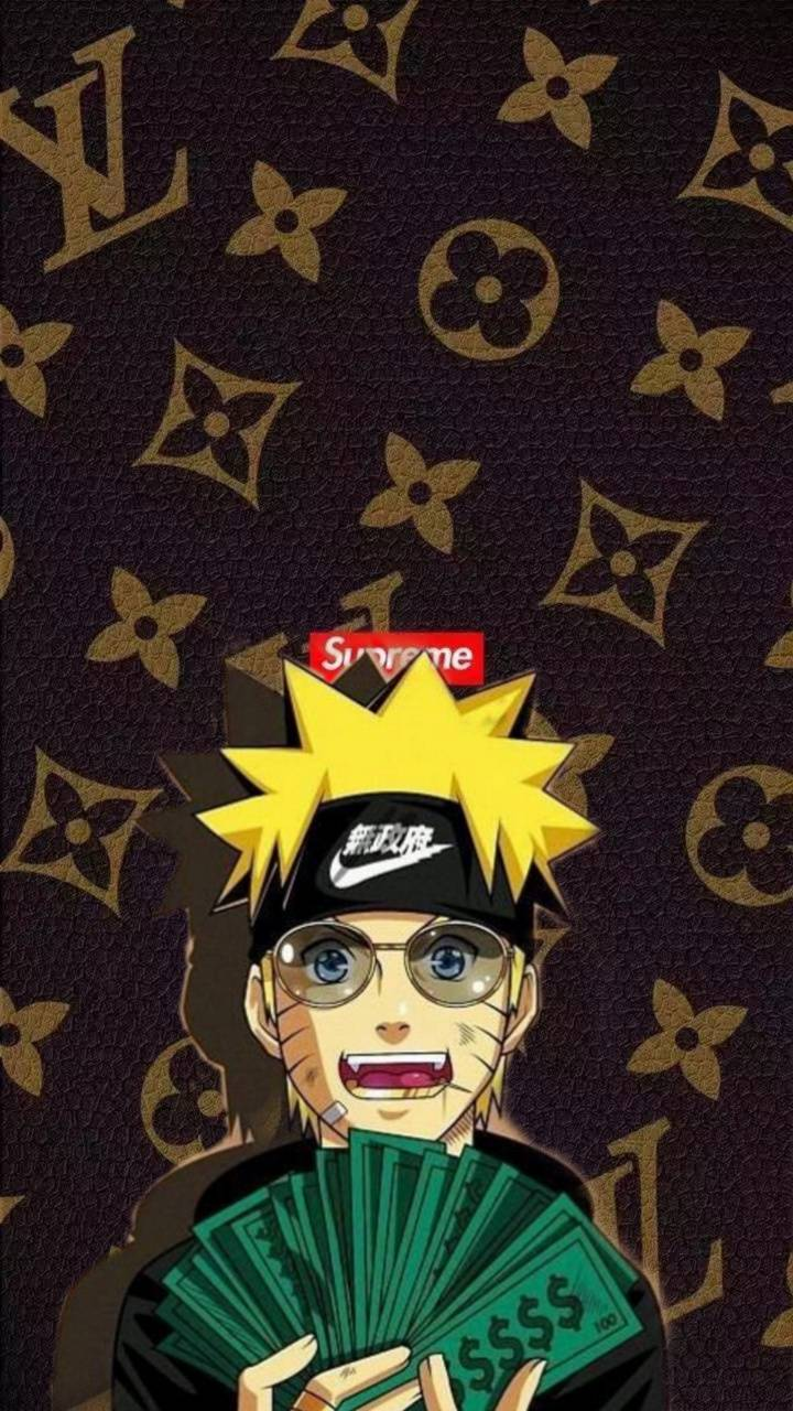 Naruto Nike Wallpapers Wallpaper Cave On them we see the hero of the manga and anime series naruto, dedicated to an orphan boy, persecuted by the inhabitants of his village, as well as their children. naruto nike wallpapers wallpaper cave