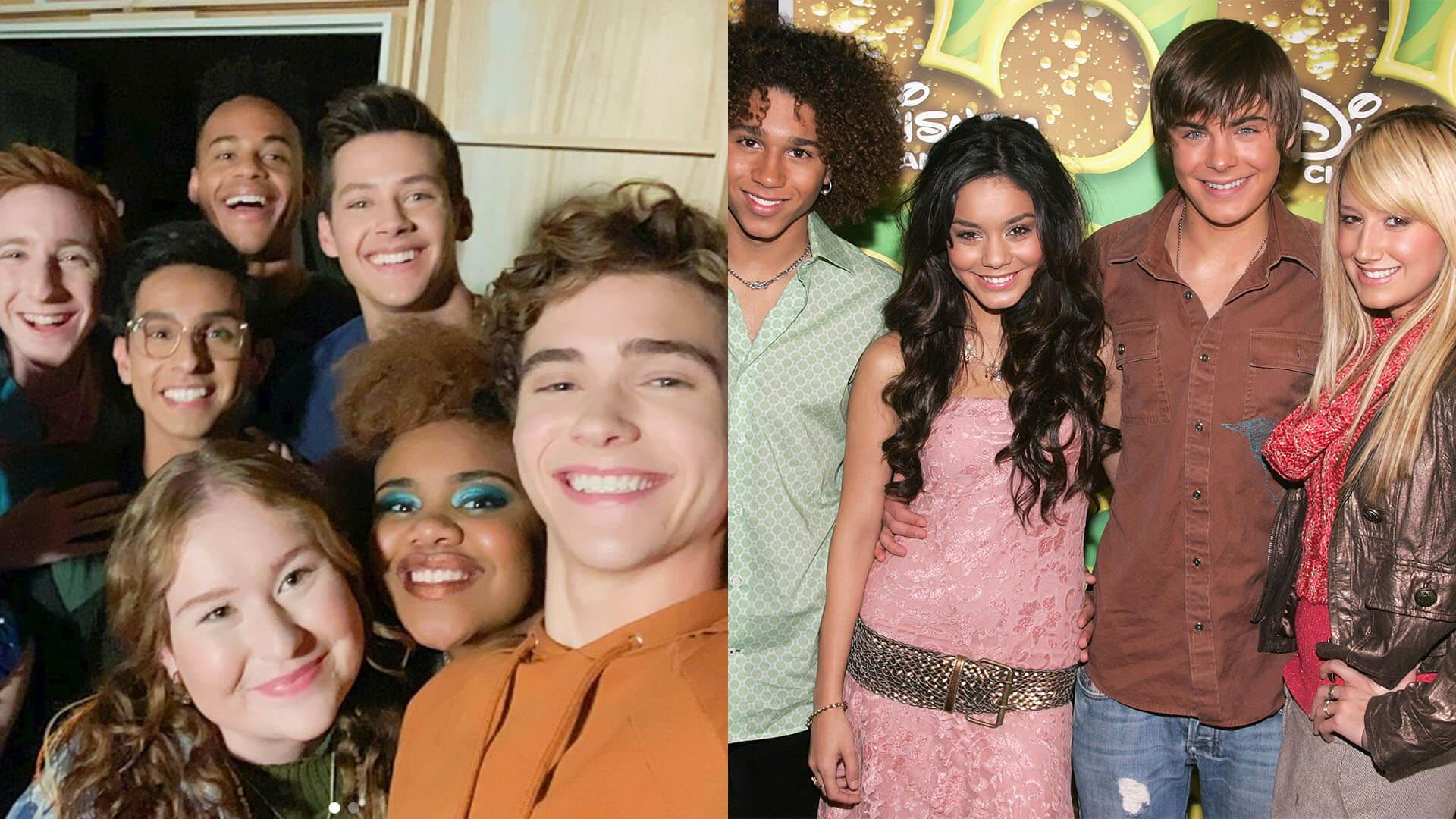 Meet the cast of the High School Musical TV series coming to