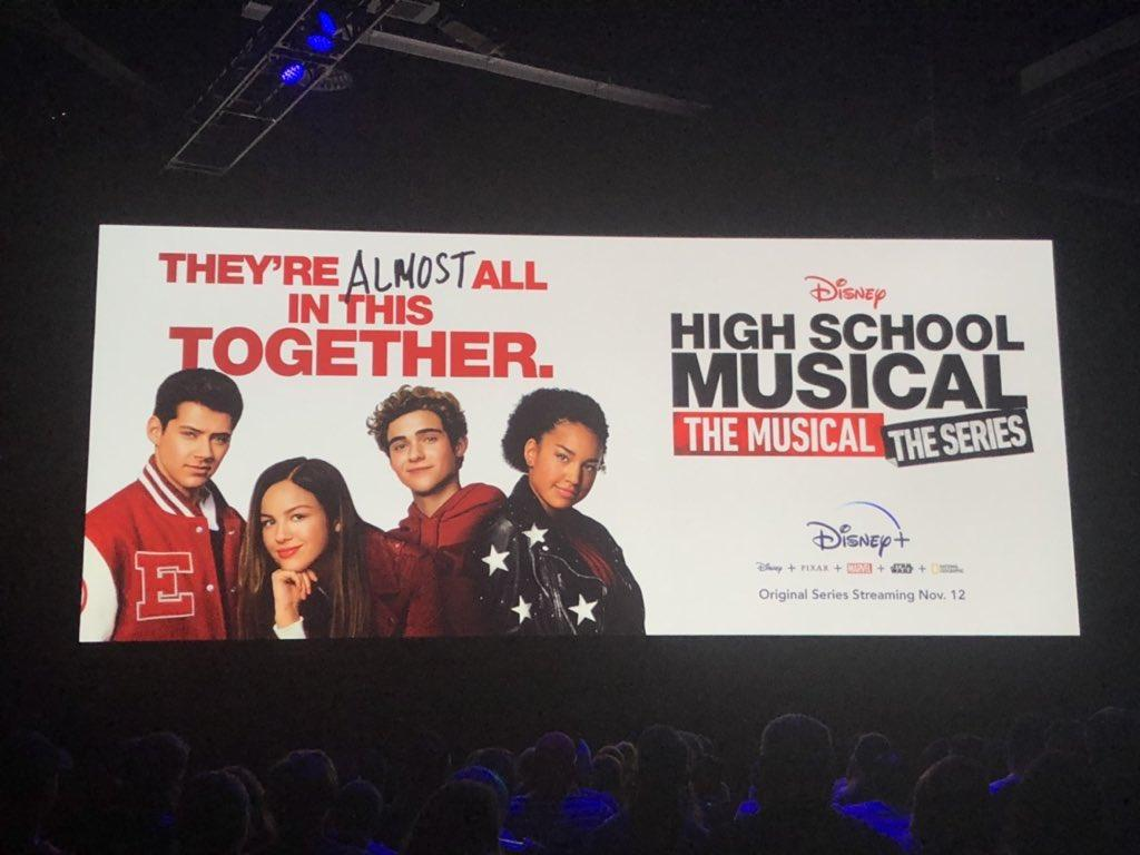 DiscussingFilm auf Twitter: In 'HIGH SCHOOL MUSICAL THE