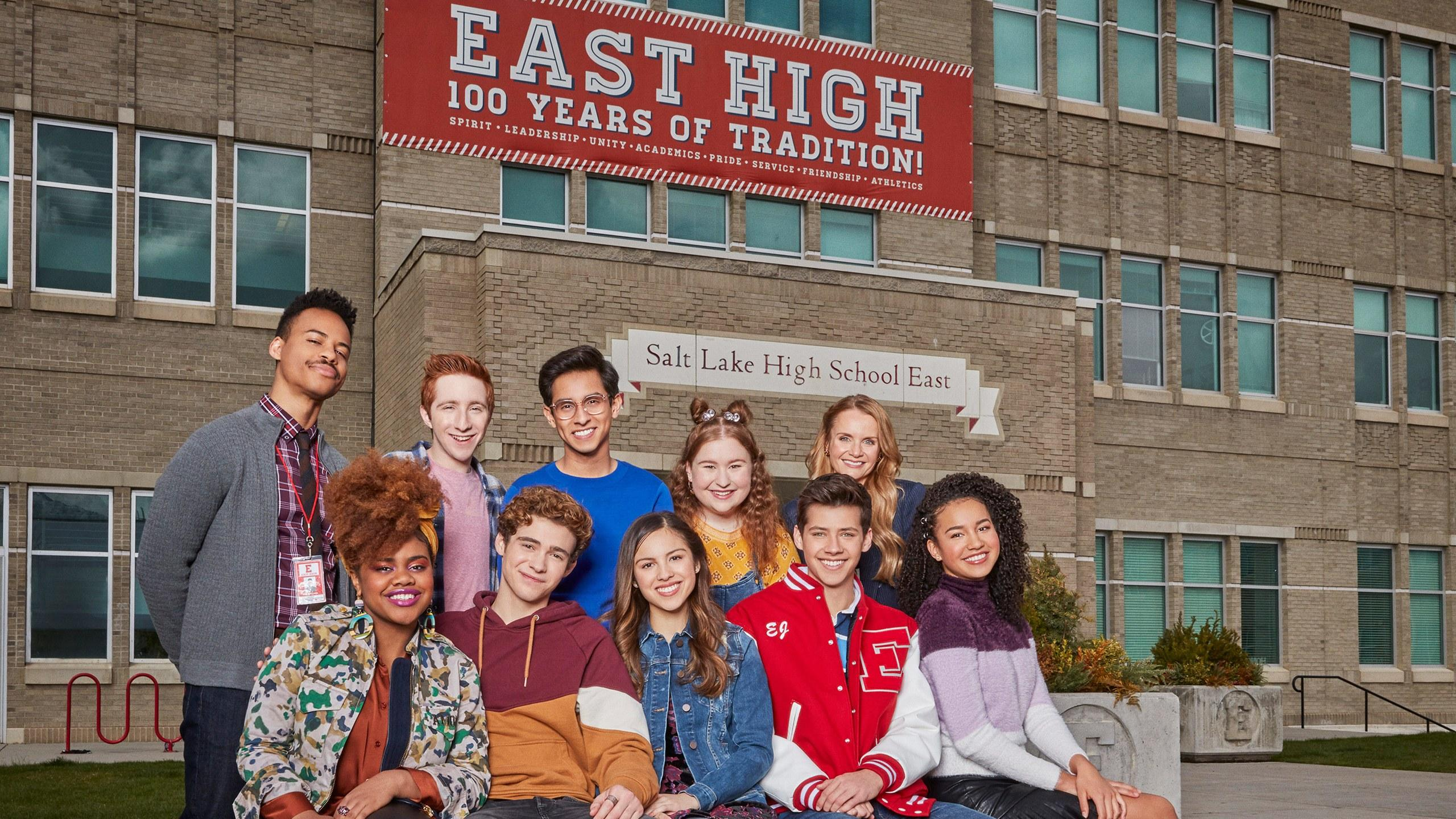 High School Musical Series Stars Are Ready to Start
