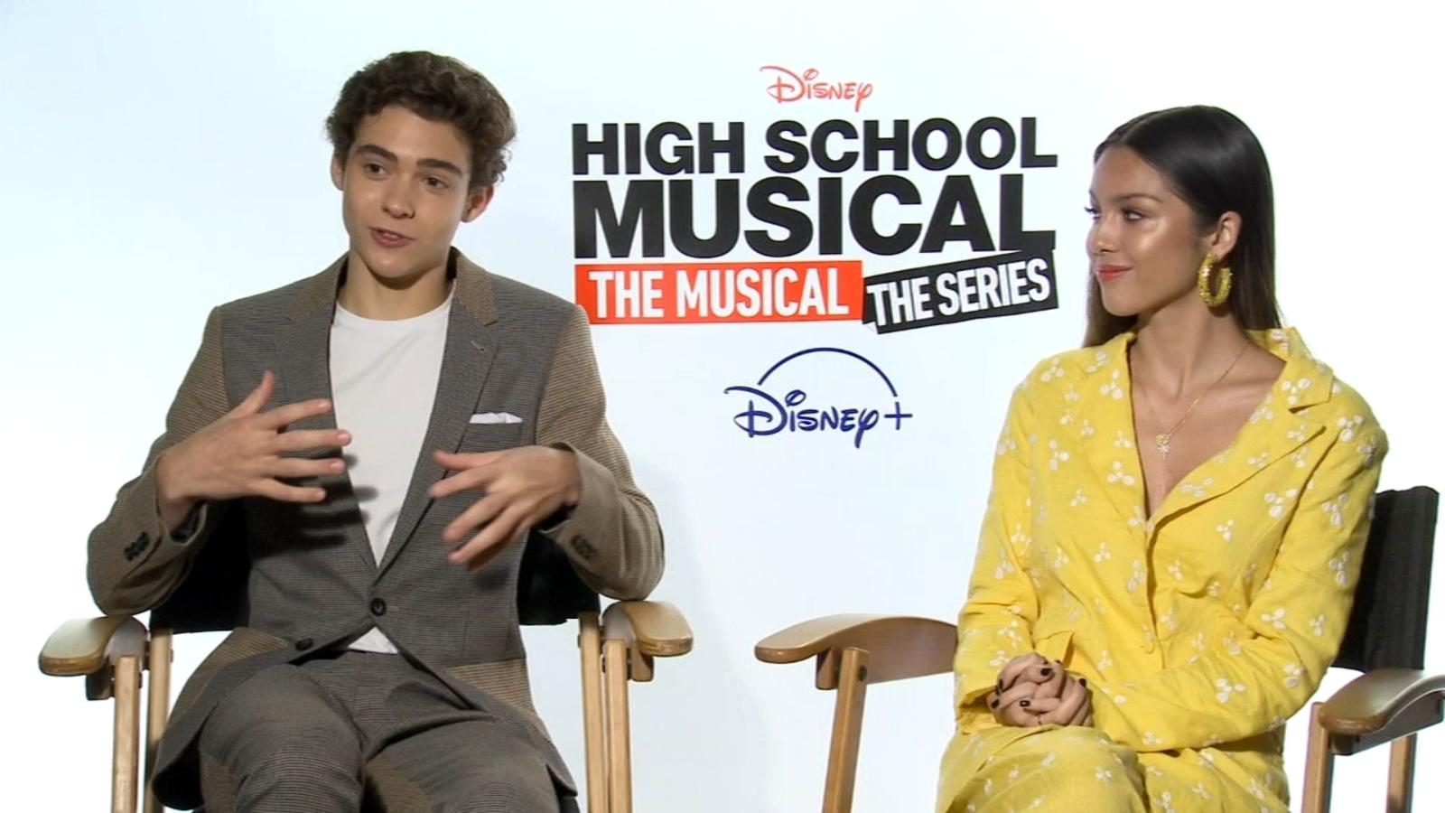 'High School Musical' returns with new series 'High School Musical: The Musical: The Series' on Disney+