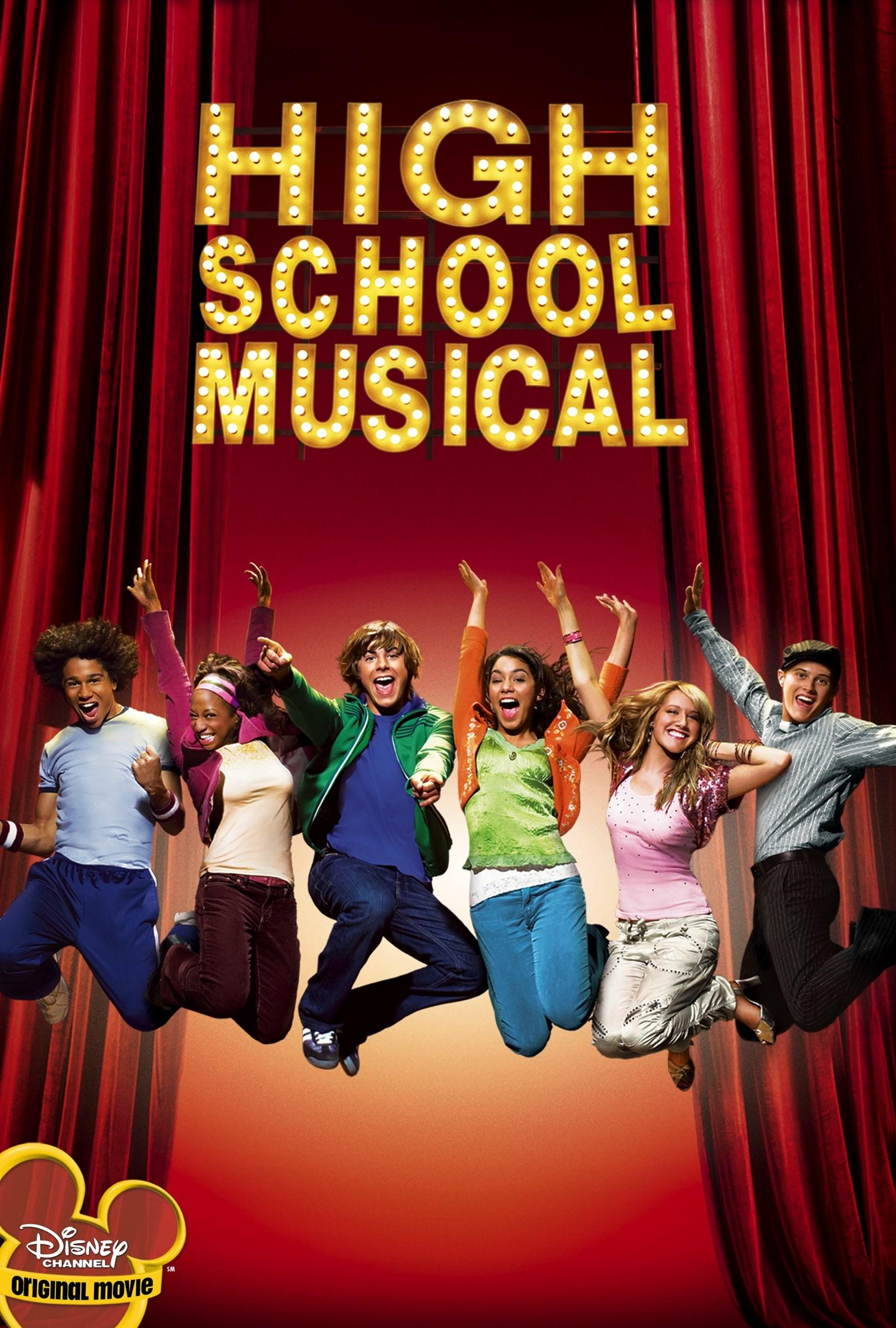 Most viewed High School Musical wallpapers