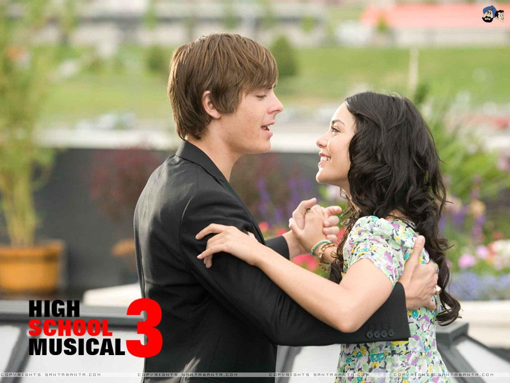 High School Musical 3 Movie Wallpapers