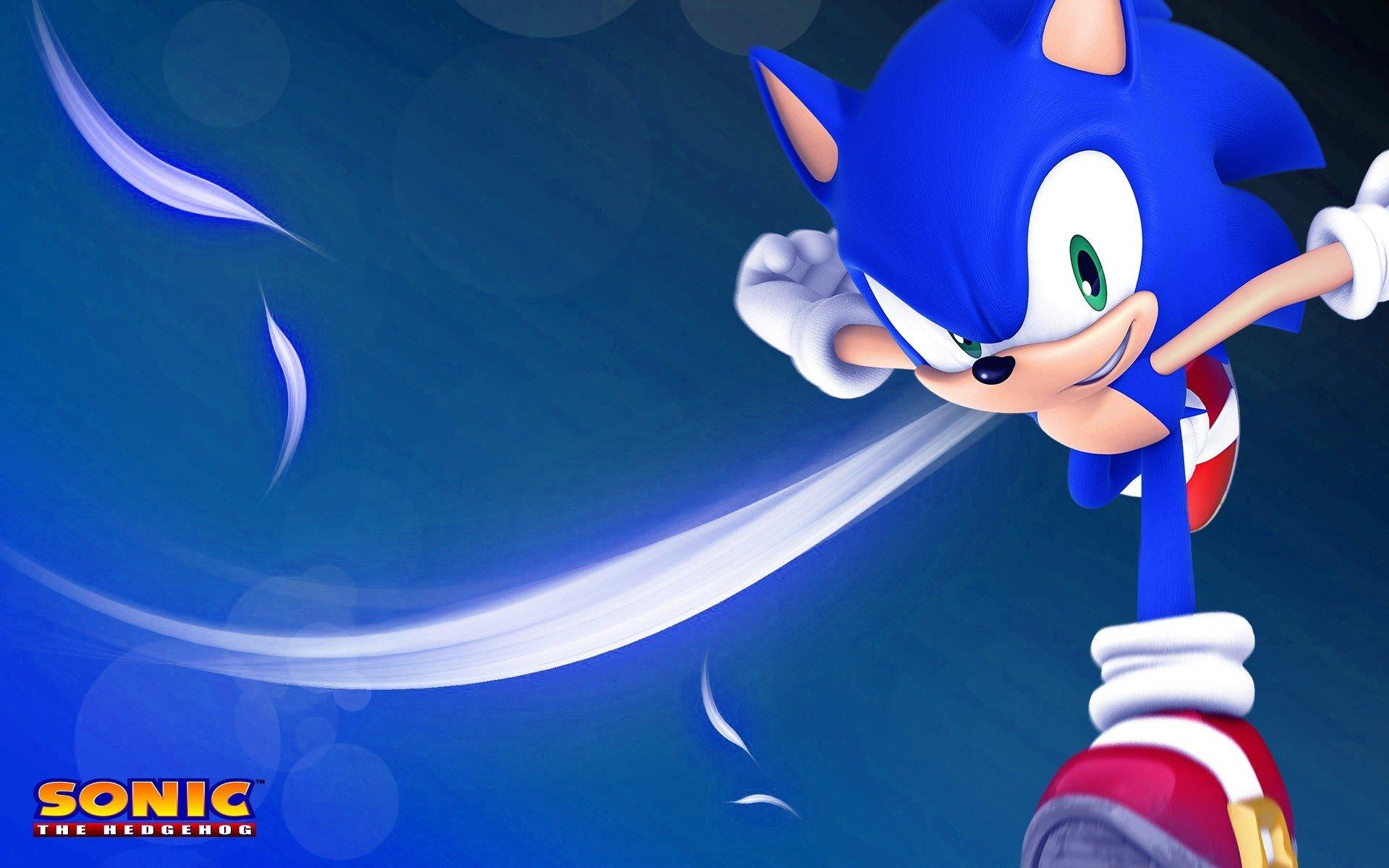 Sonic Running Wallpapers Wallpaper Cave