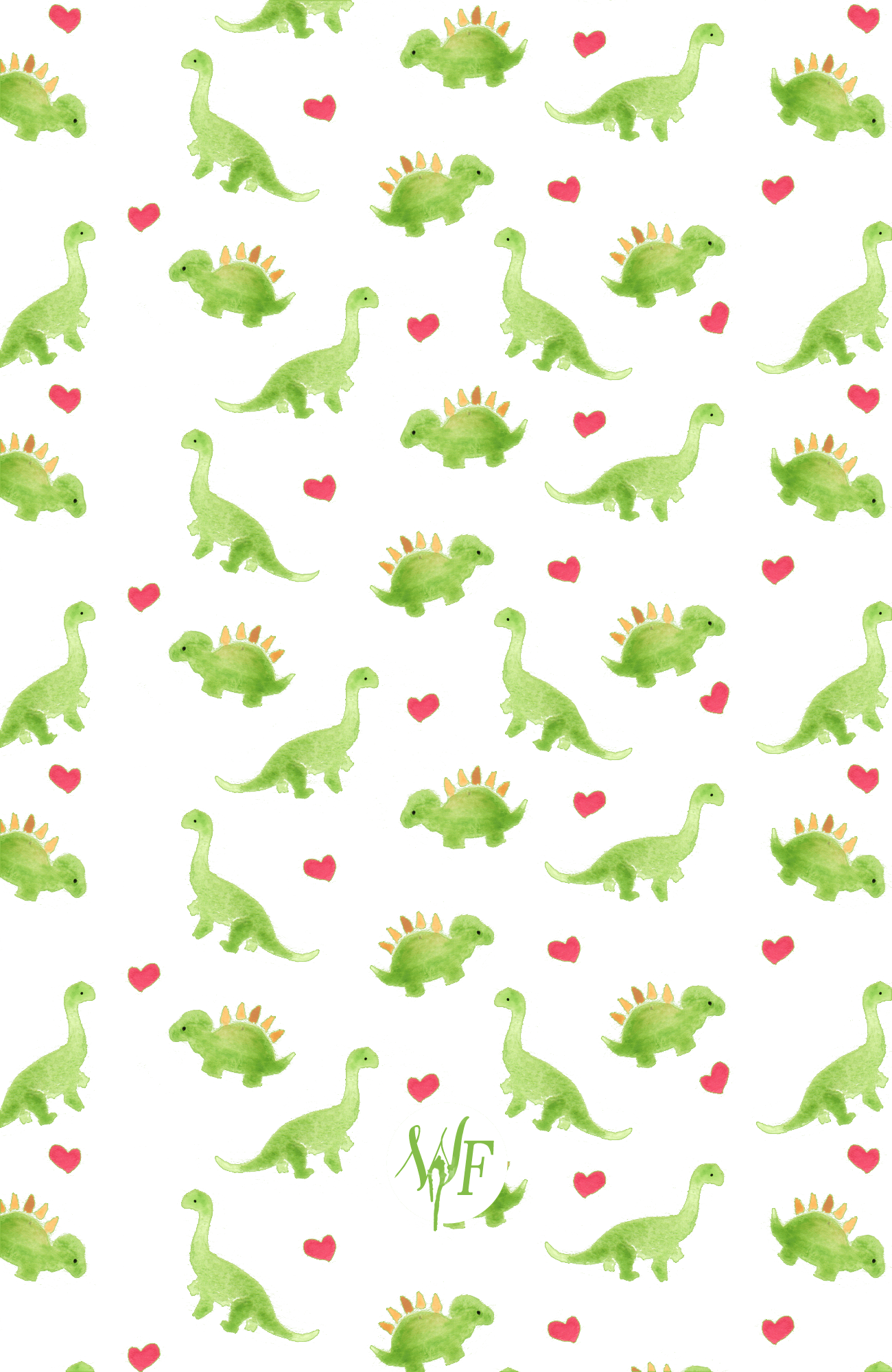 Cute Dinosaur Aesthetic Wallpapers Wallpaper Cave