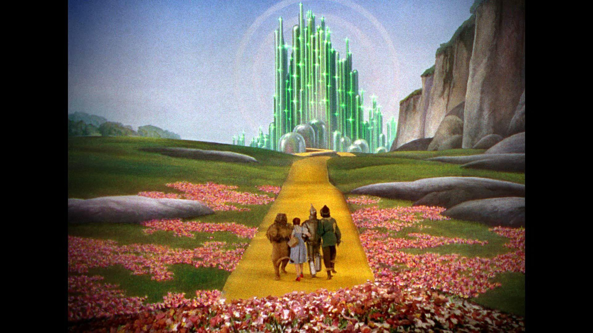 Wizard Of Oz Desktop Wallpapers Wallpaper Cave