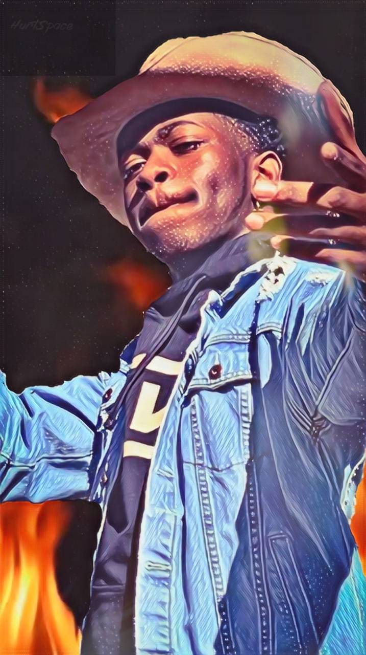 Lil Nas X Iphone Wallpapers Wallpaper Cave