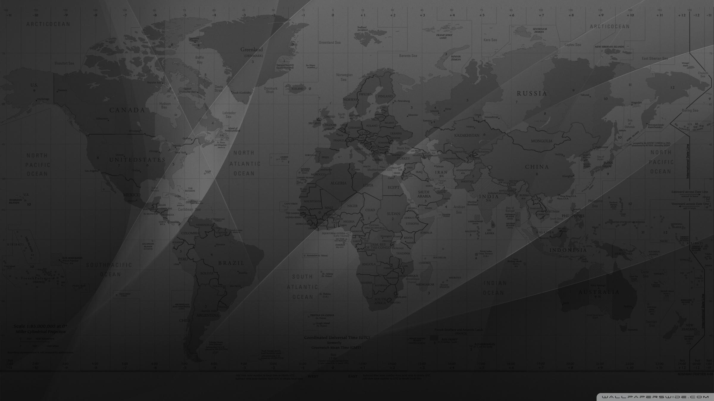 World Map 4k Desktop Wallpapers Wallpaper Cave