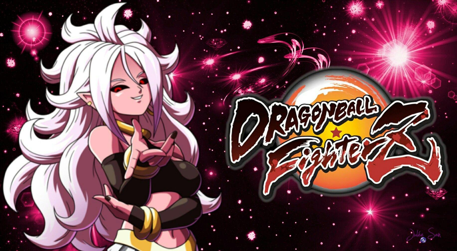 Dragon Ball Z Android 21 Wallpapers - Wallpaper Cave
