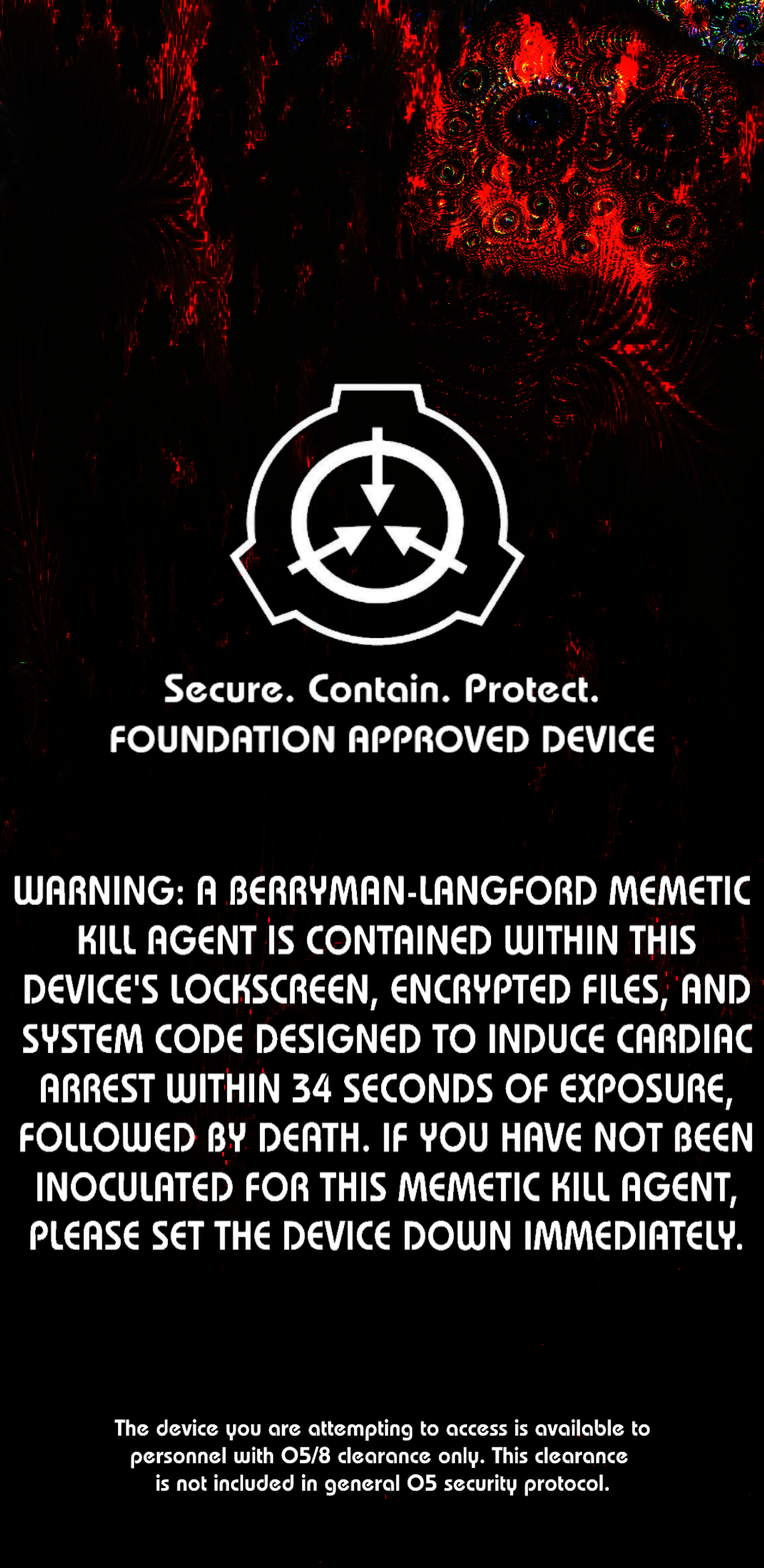Phone Scp Wallpapers Wallpaper Cave